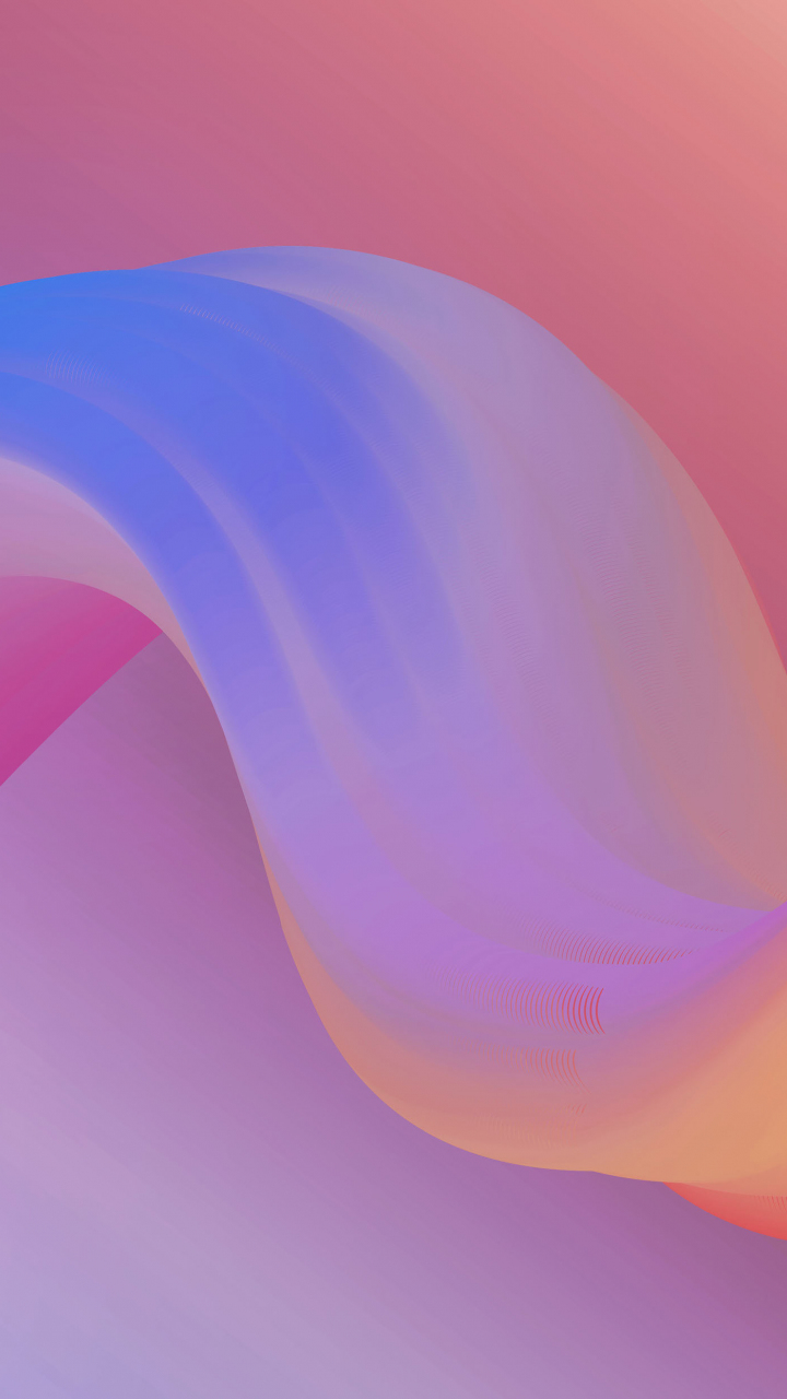 Download 720x1280 Wallpaper Waves Abstract Colorful 4k Samsung