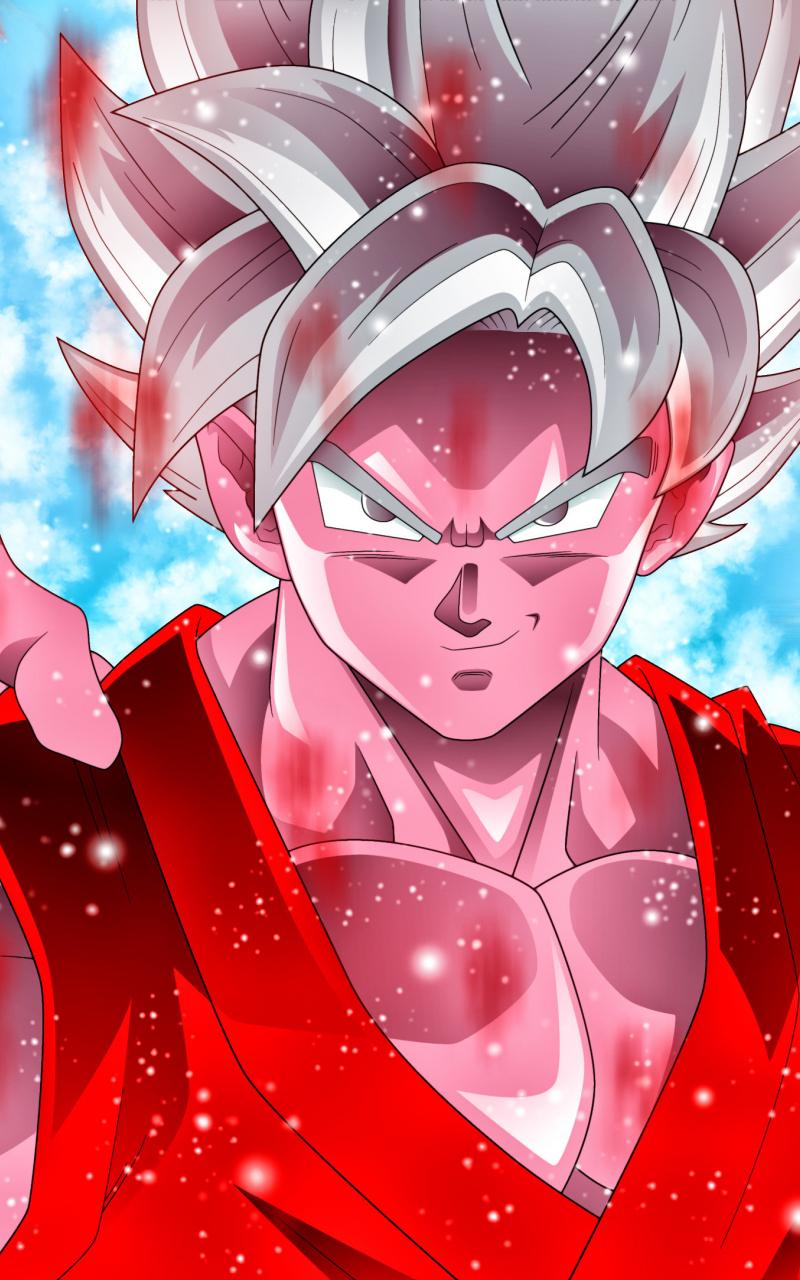 Download 800x1280 Wallpaper Dragon Ball Super Goku 4k Samsung