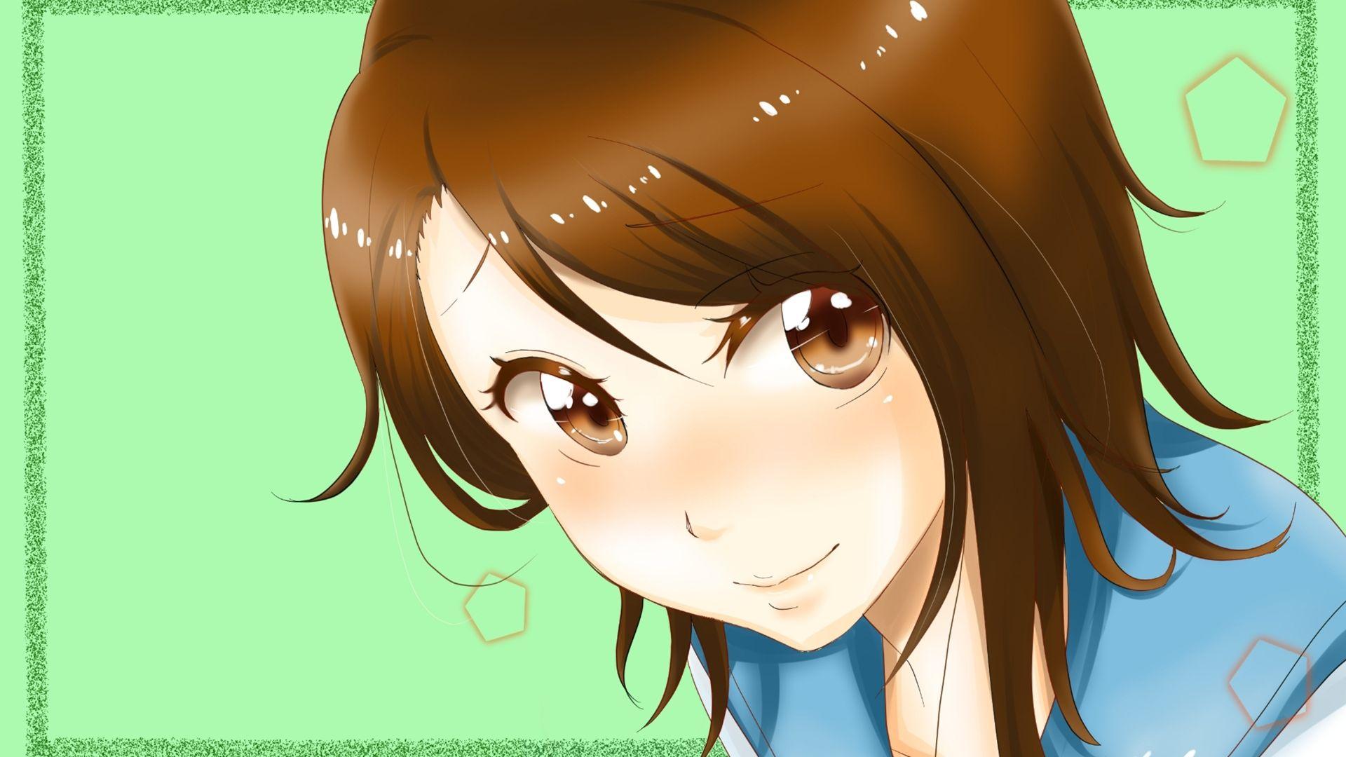 Wallpaper Kosaki Onodera, Nisekoipedia, beautiful face