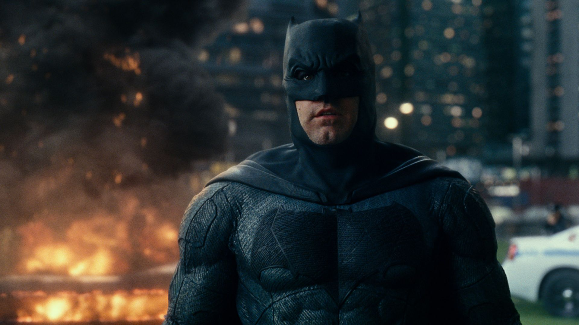 Wallpaper Batman, justice league, 2017 movie, screen from movie