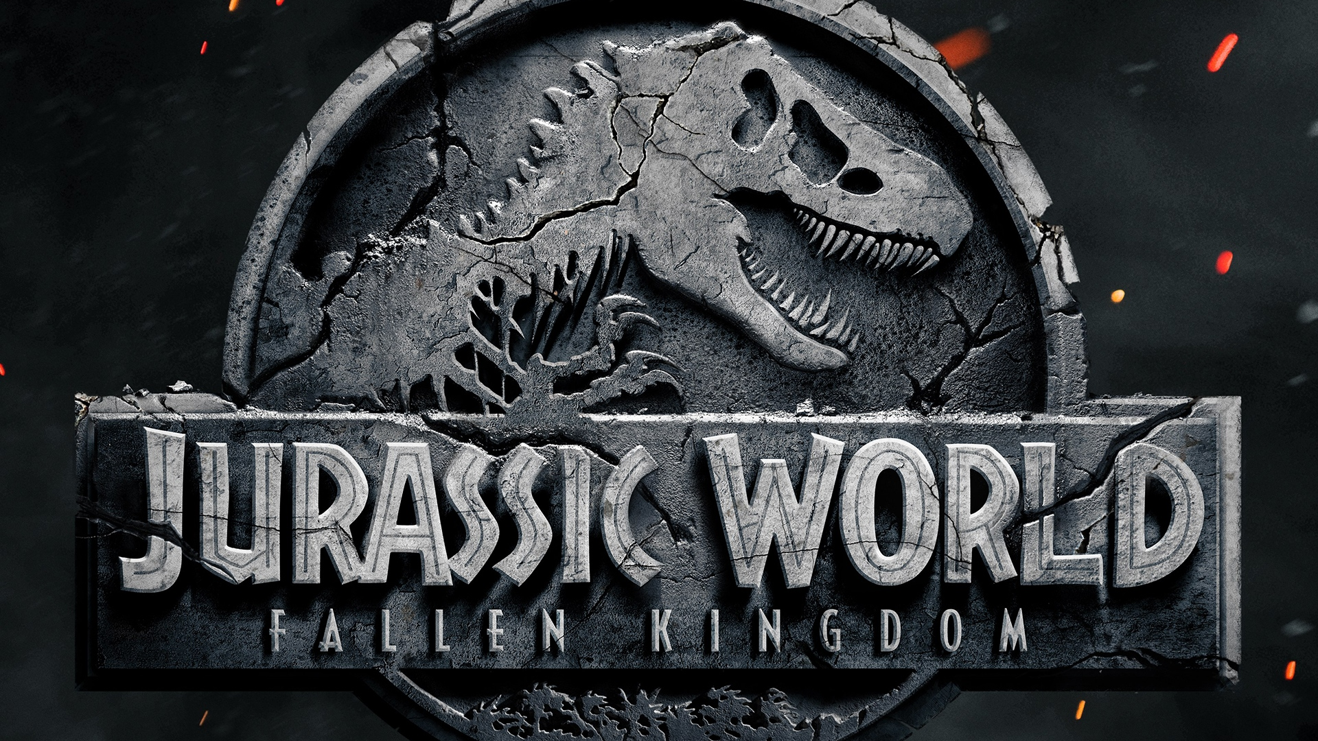 Wallpaper Jurassic World: Fallen Kingdom, 2018 movie, poster
