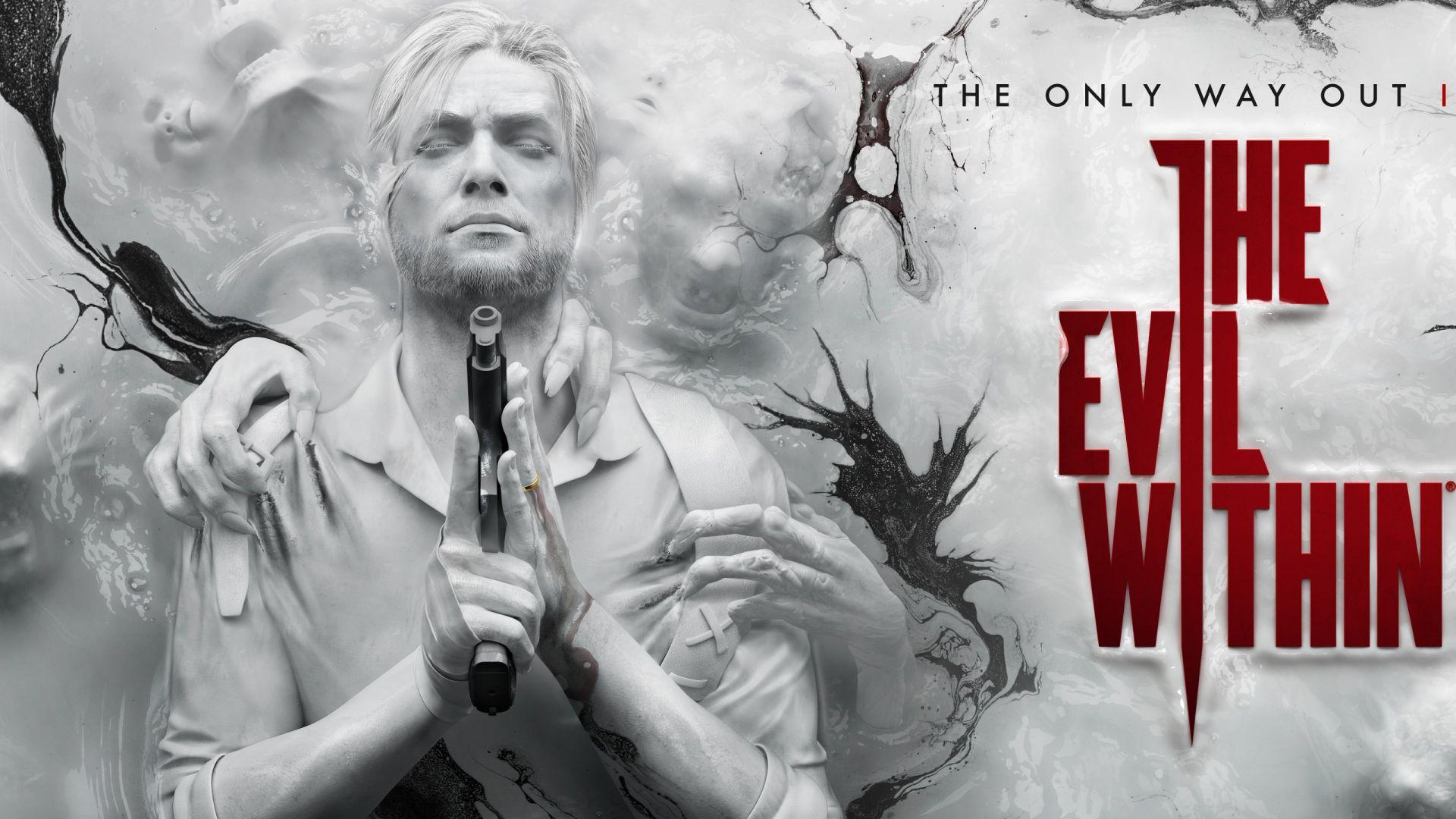 2017 The Evil Within 2 Full Hd Wallpaper: Desktop Wallpaper The Evil Within 2, Video Game, 2017, 4k