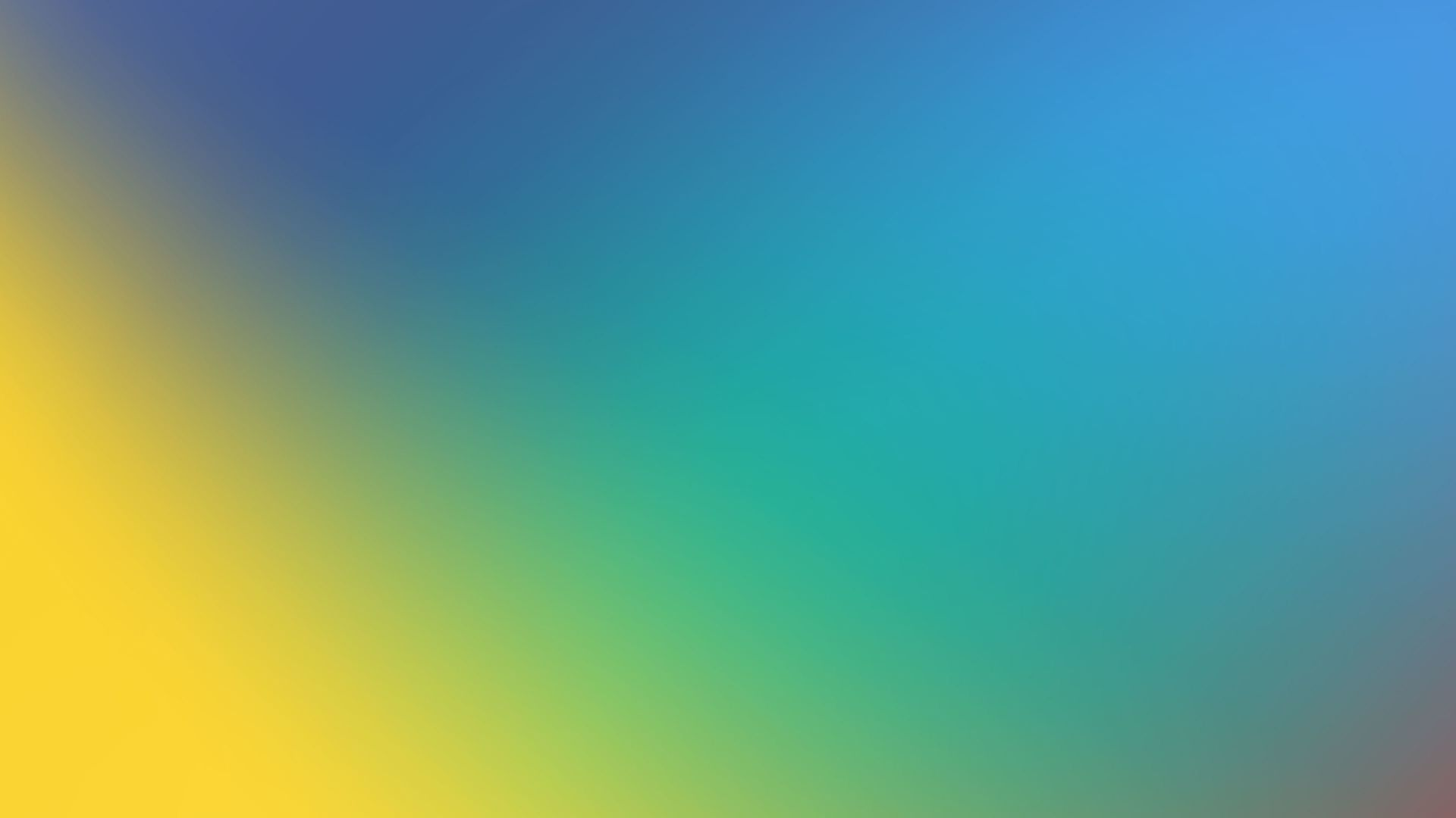 Wallpaper Gradient, blue yellow, abstract, 4k