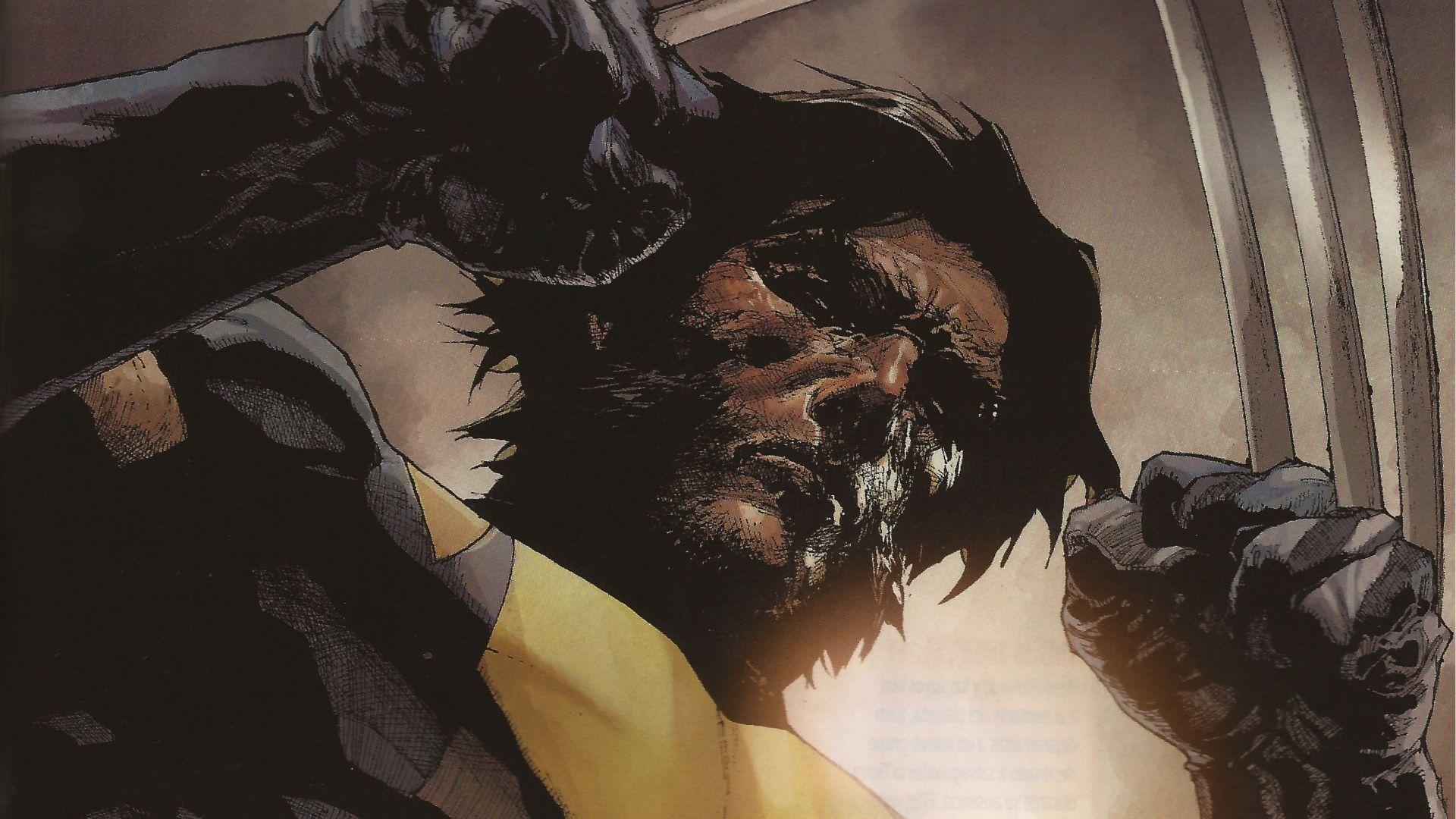 Wallpaper Wolverine, superhero, x-men, marvel comics, 4k