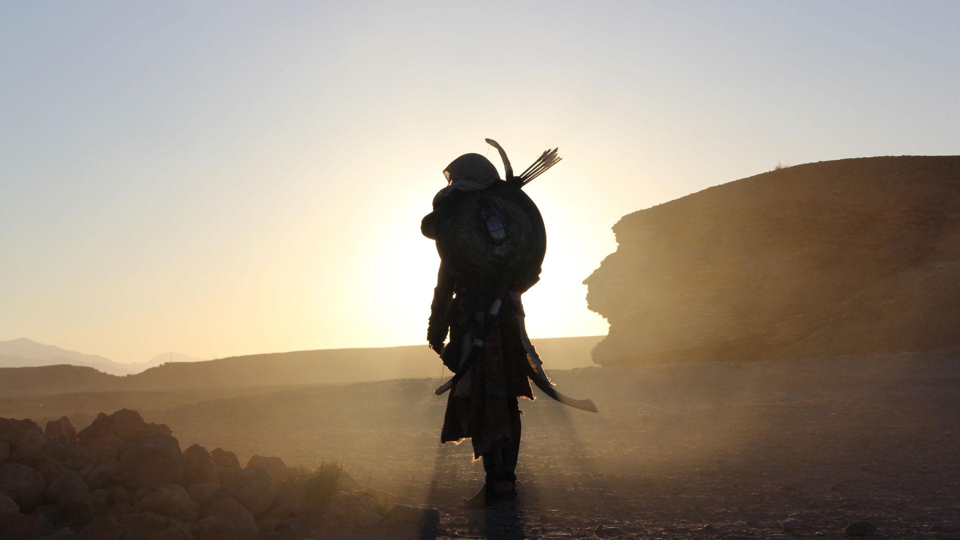 Desktop Wallpaper Assassin S Creed Origins Video Game 4k Hd