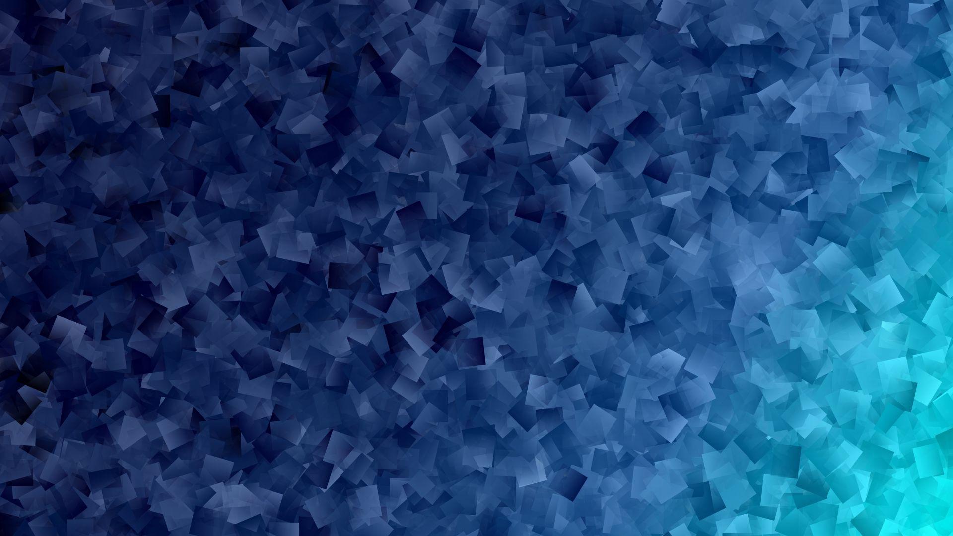 Wallpaper Abstract, blue patterns, design