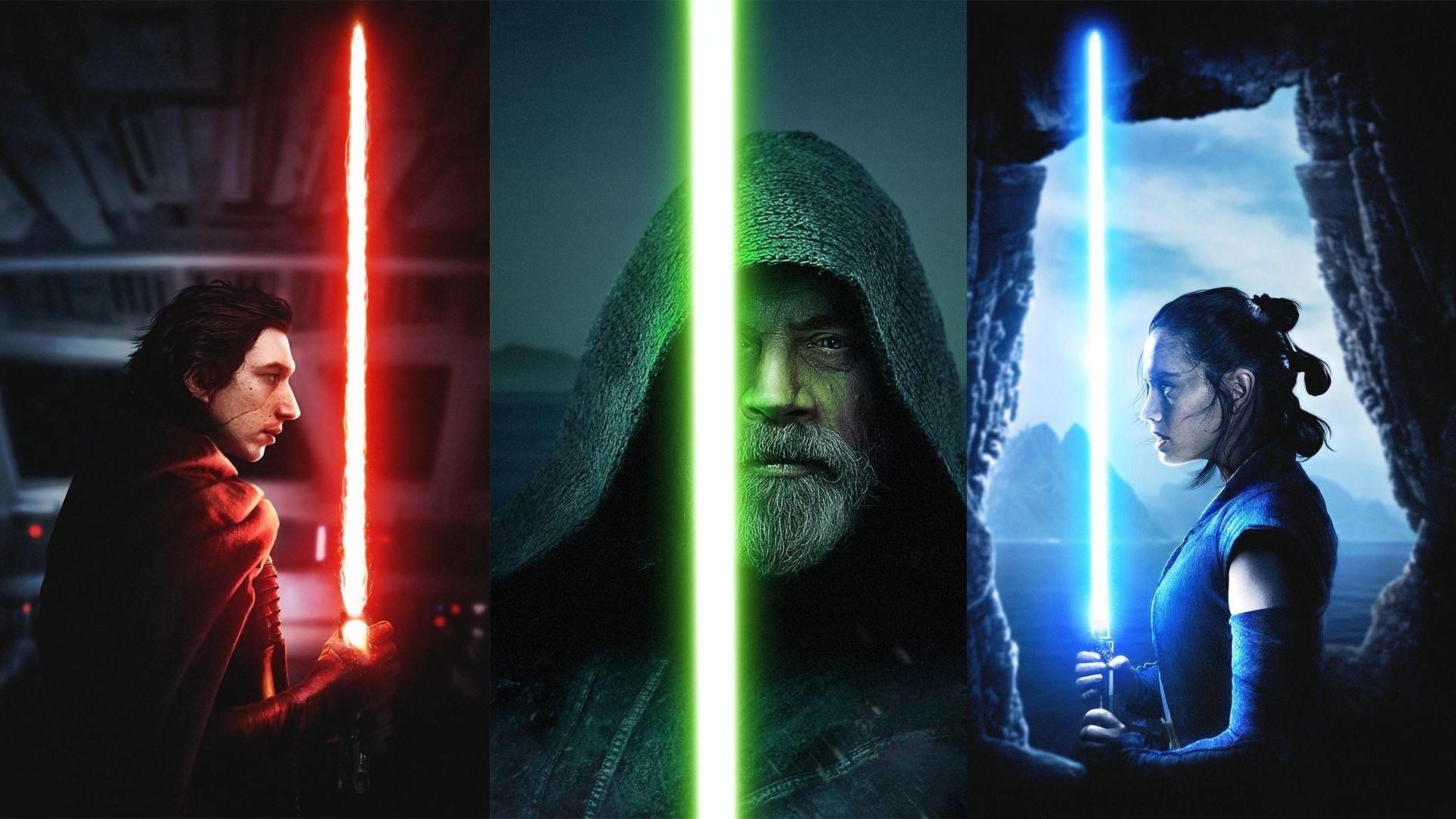 Star Wars The Last Jedi Desktop Wallpaper: Desktop Wallpaper Star Wars: The Last Jedi, Poster