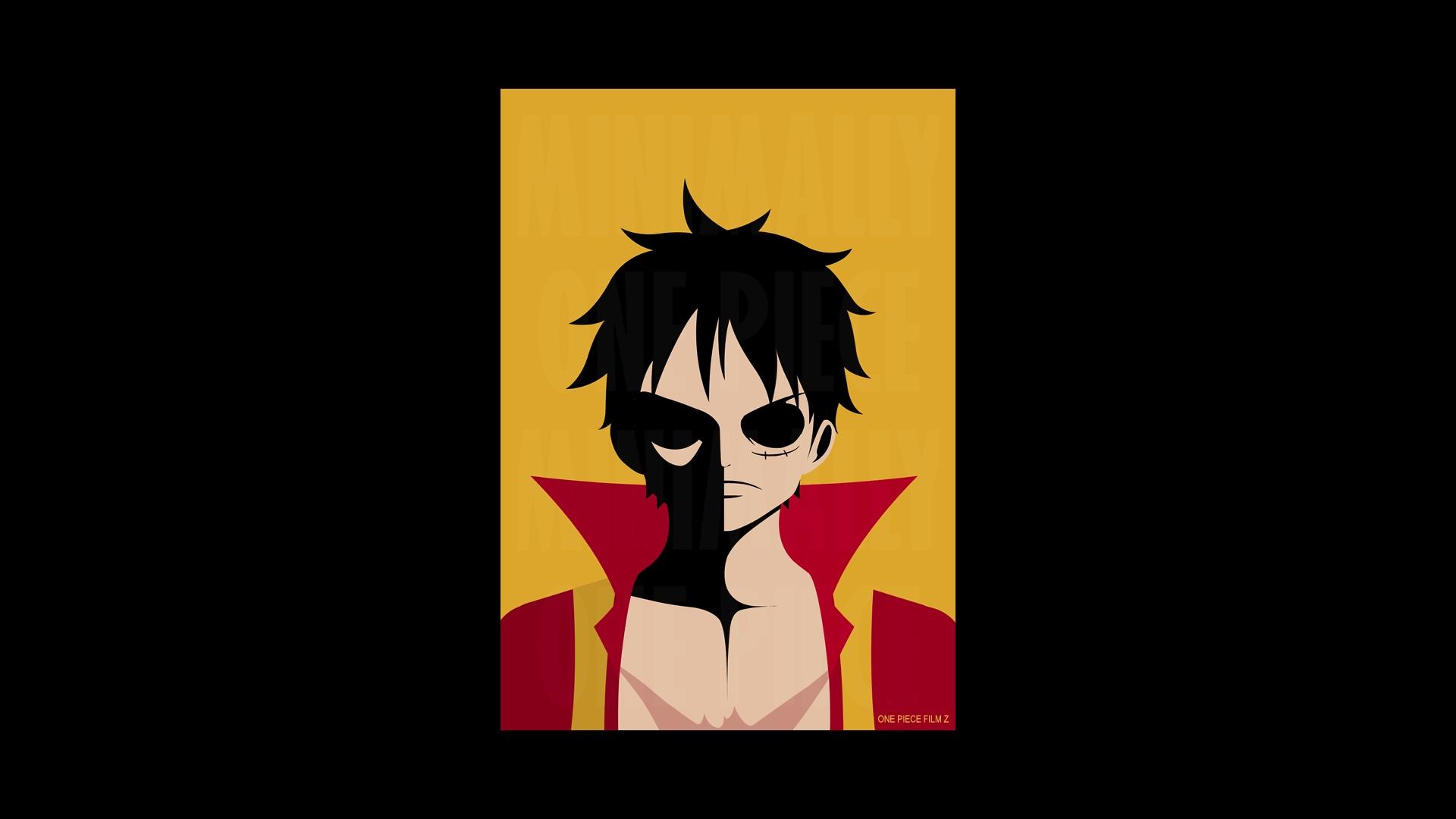 Desktop Wallpaper Anime Boy One Piece Monkey D Luffy Hd