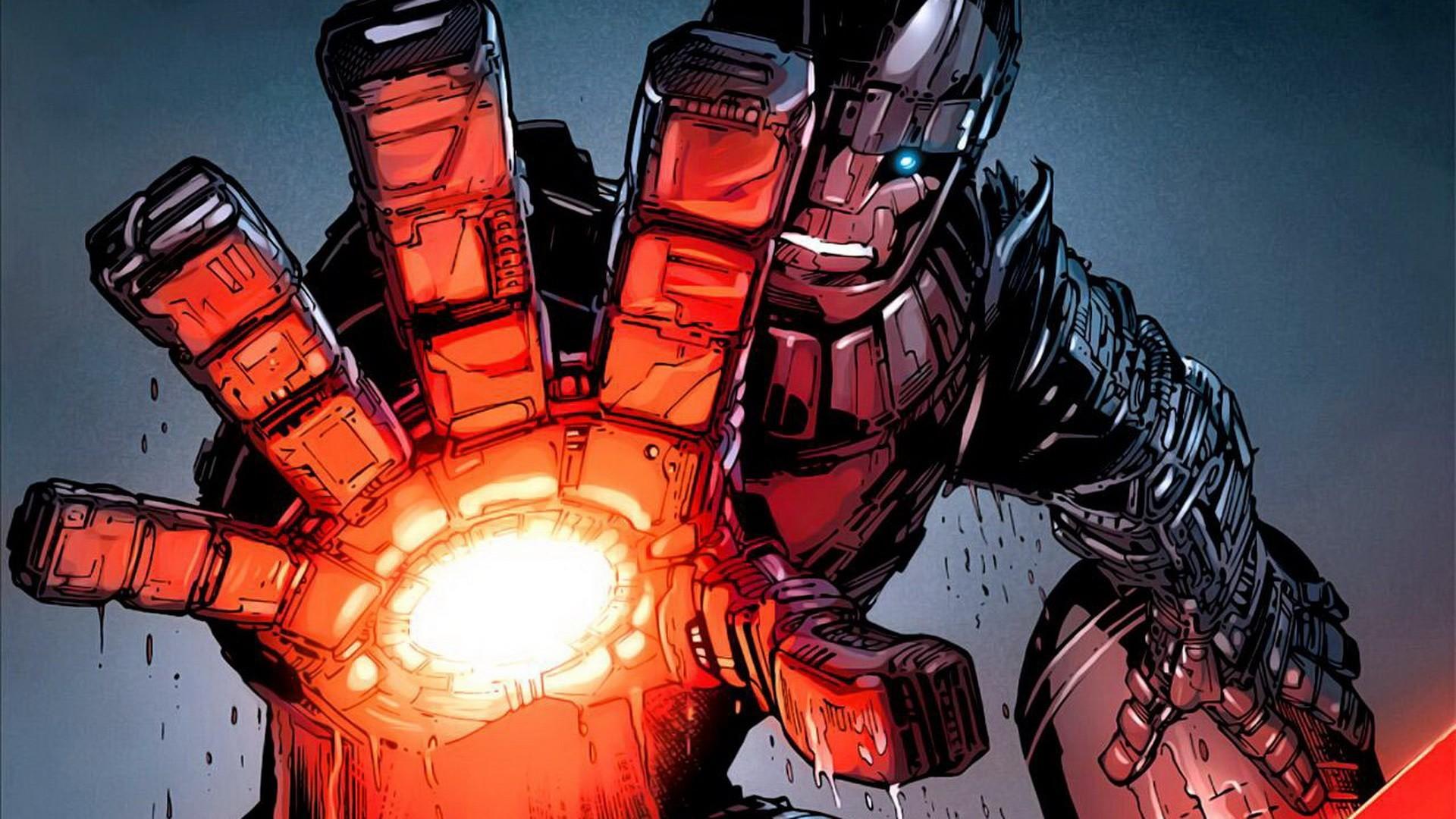 Wallpaper X-Men, sentinel, marvel comics, robot, cyborg, villain
