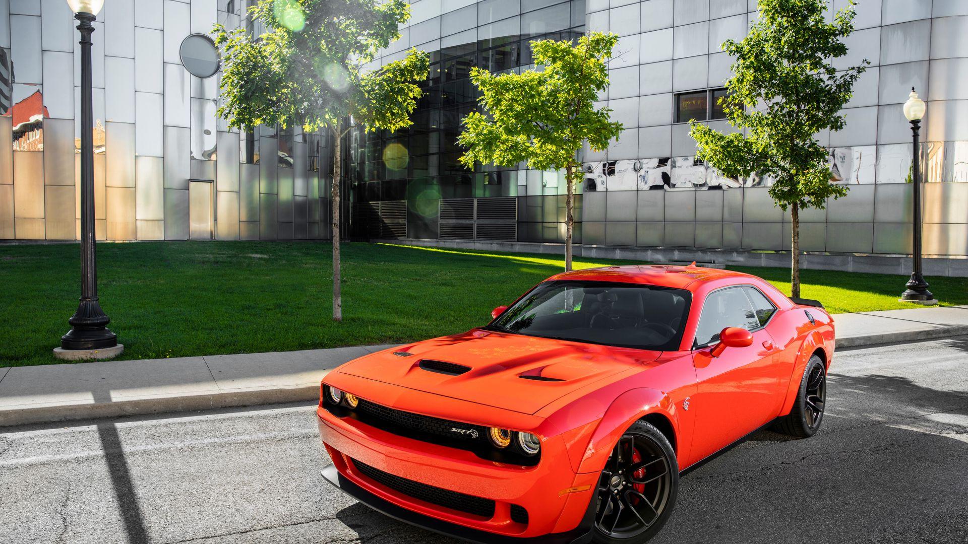 Desktop wallpaper dodge challenger srt hellcat widebody - Dodge car 4k wallpaper ...