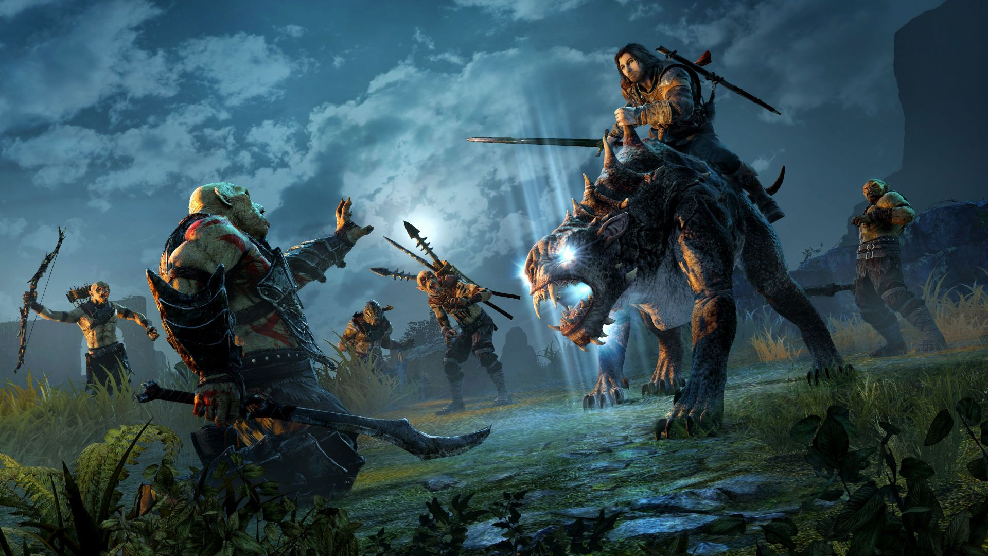 Middle-earth: Shadow of Mordor, video game, 2017