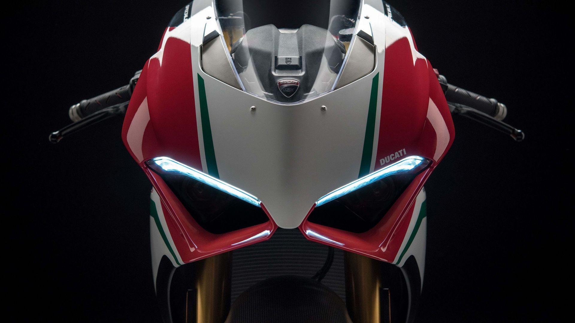 Wallpaper 2018 Ducati Panigale V4, superbike, 4k