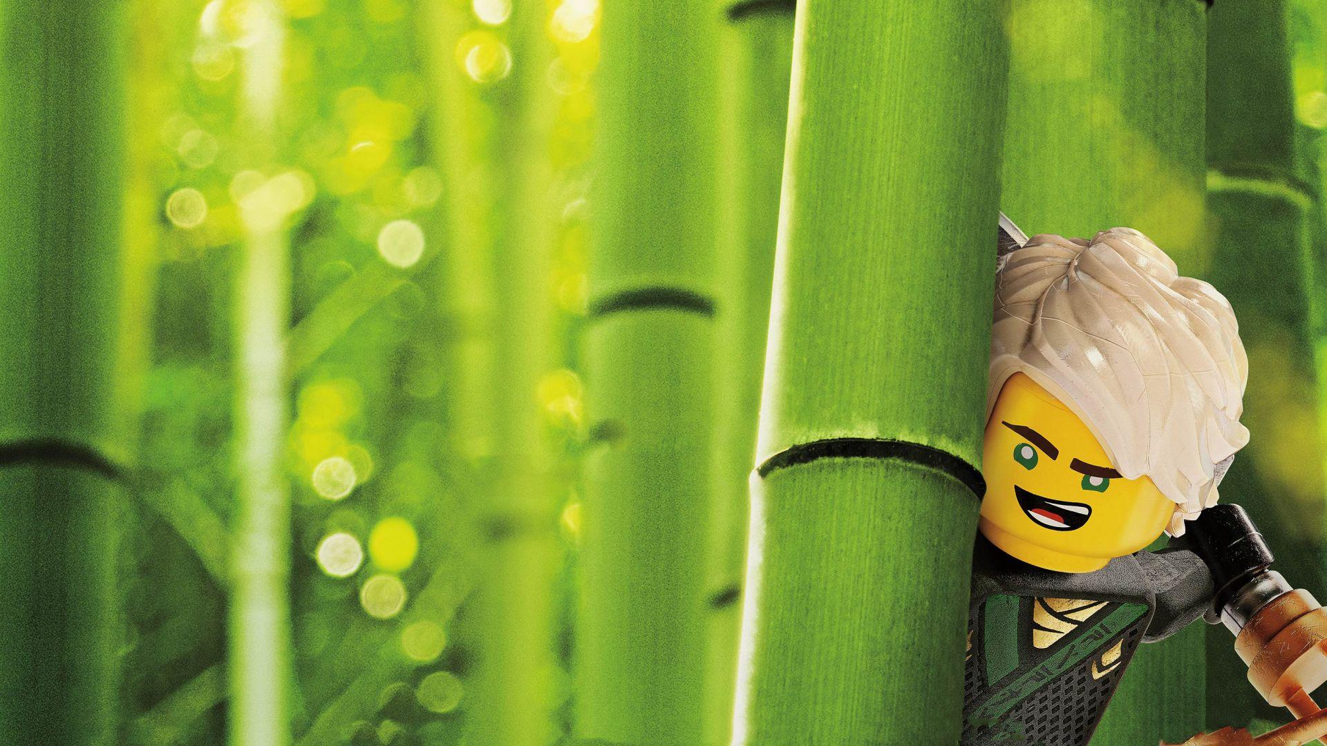Wallpaper Lloyd, The Lego Ninjago Movie, ninja, warrior