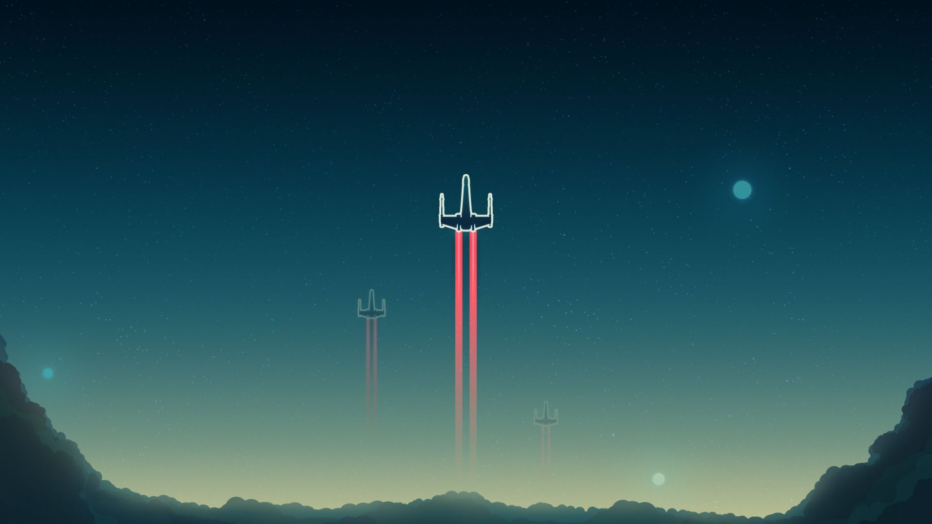 Desktop Wallpaper X Wing Aircraft Star Wars Starfighter Video Game Minimal 4k Hd Image Picture Background 763c22