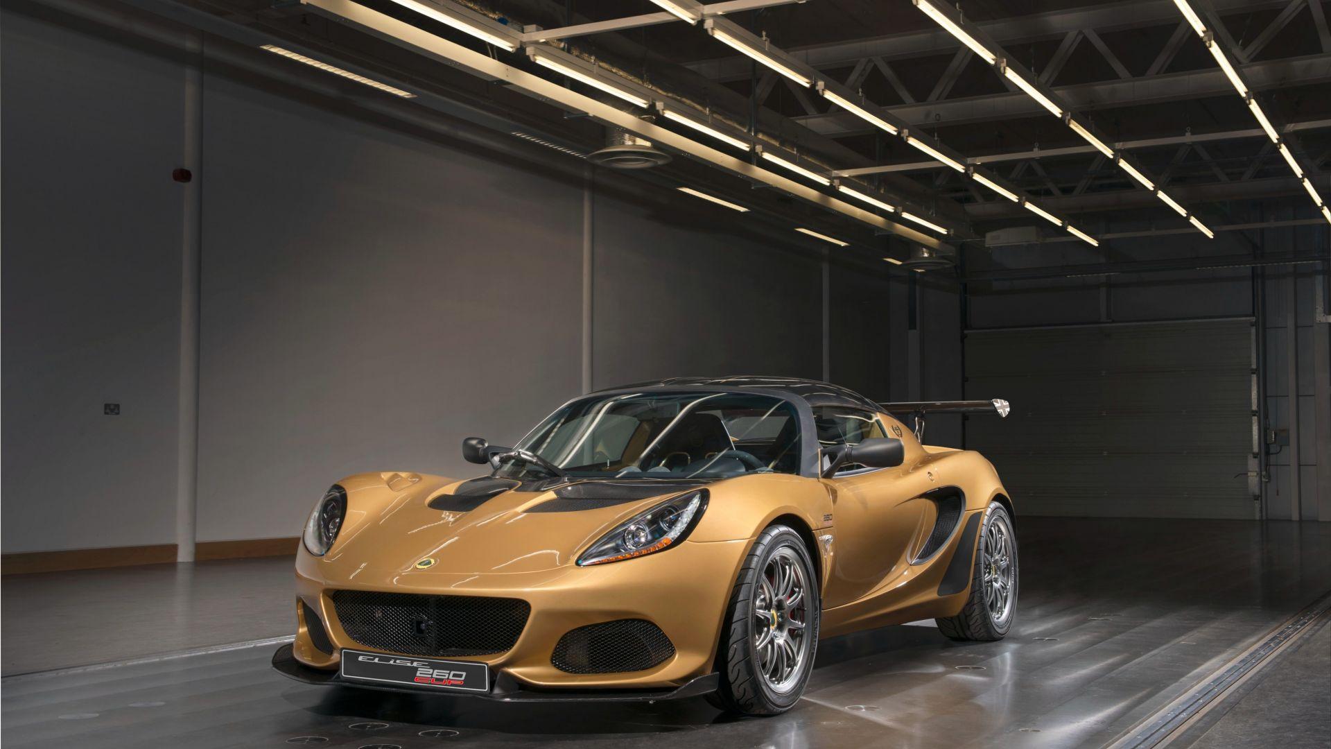 Sports Car, Front, Lotus Elise Wallpaper Nice Look