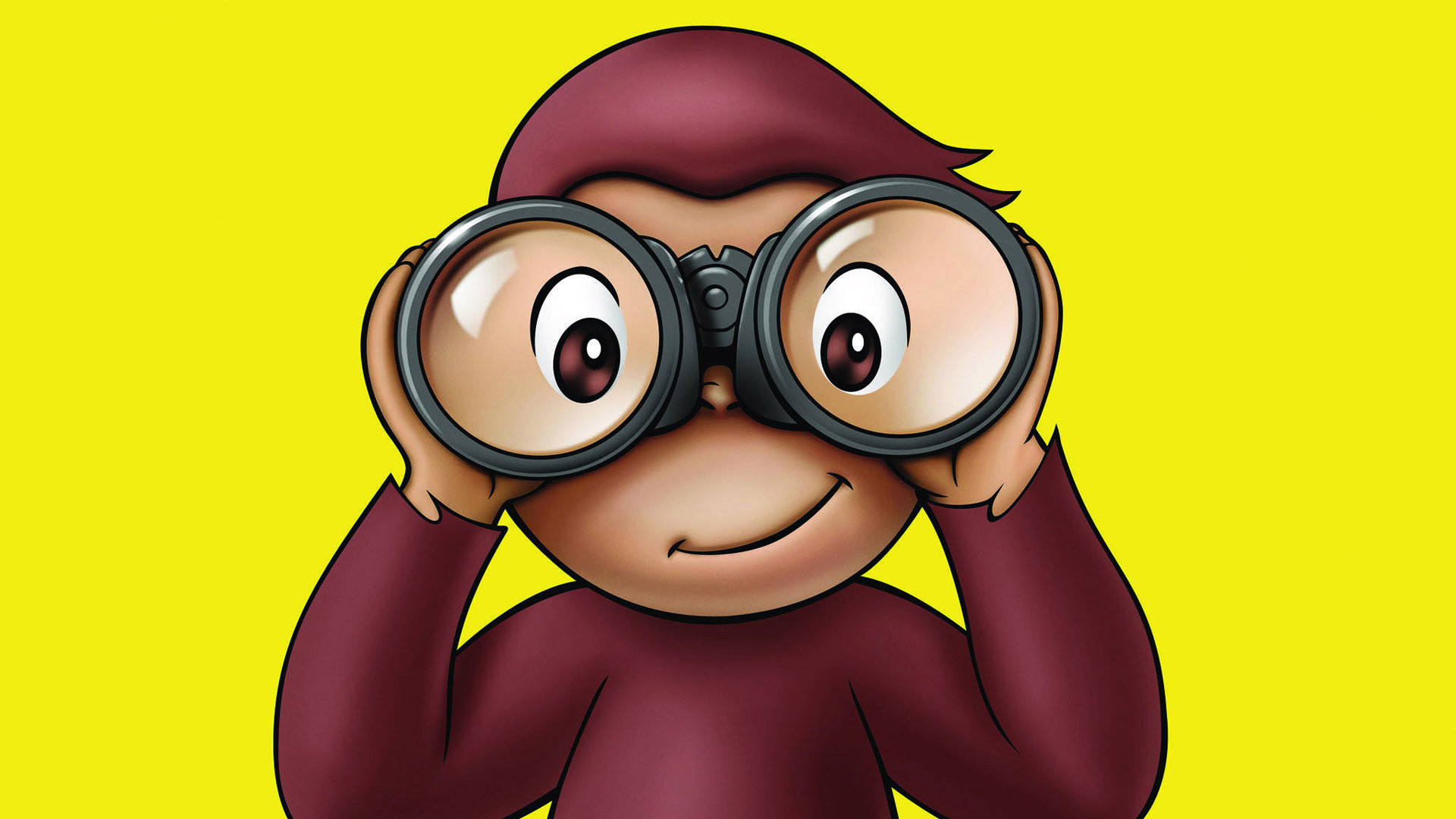Wallpaper Curious George, animated movie, 2016 movie, monkey