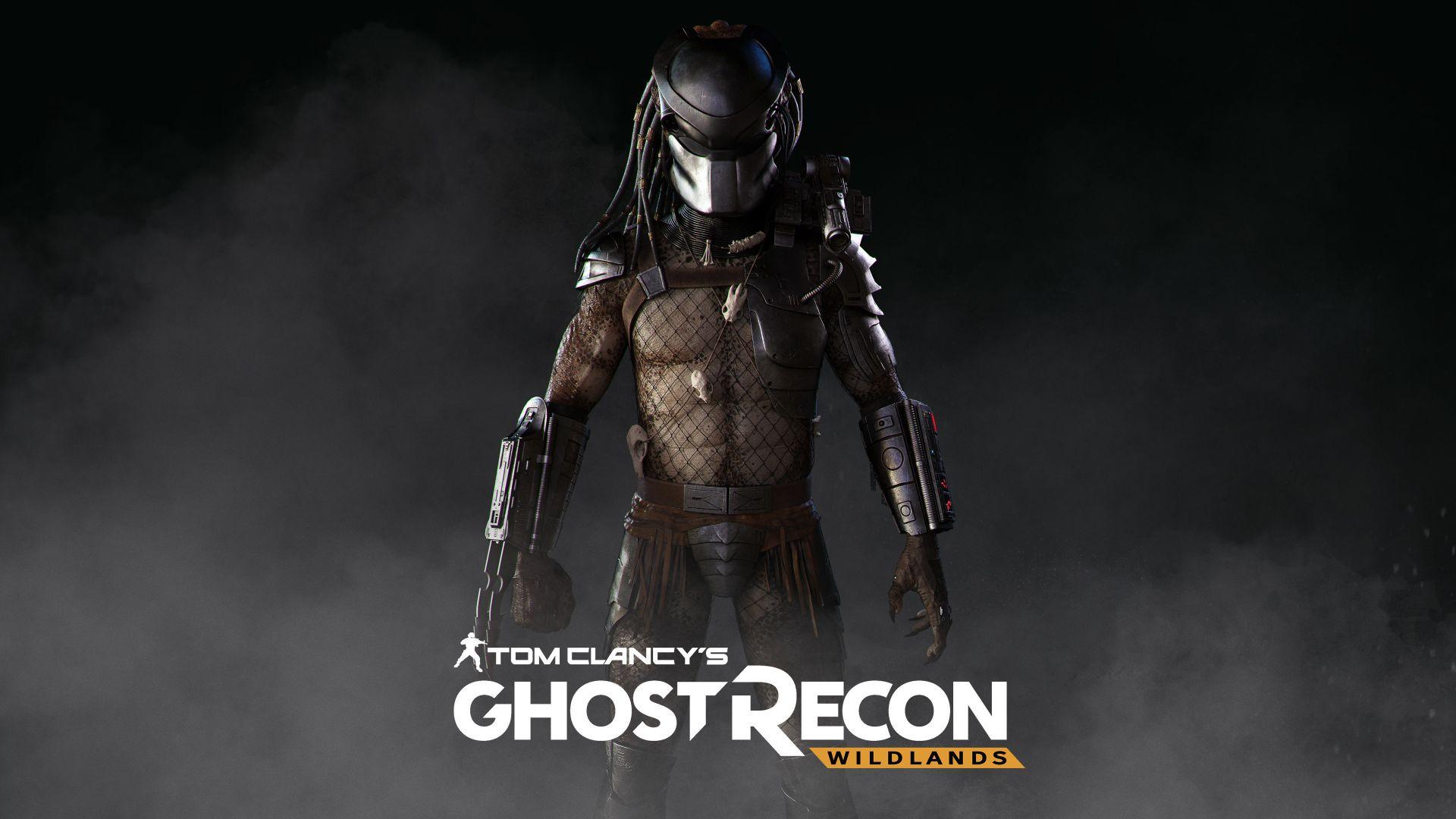 Tom Clancys Ghost Recon Wildlands 2017 Hd Games 4k: Desktop Wallpaper Predator, Tom Clancy's Ghost Recon