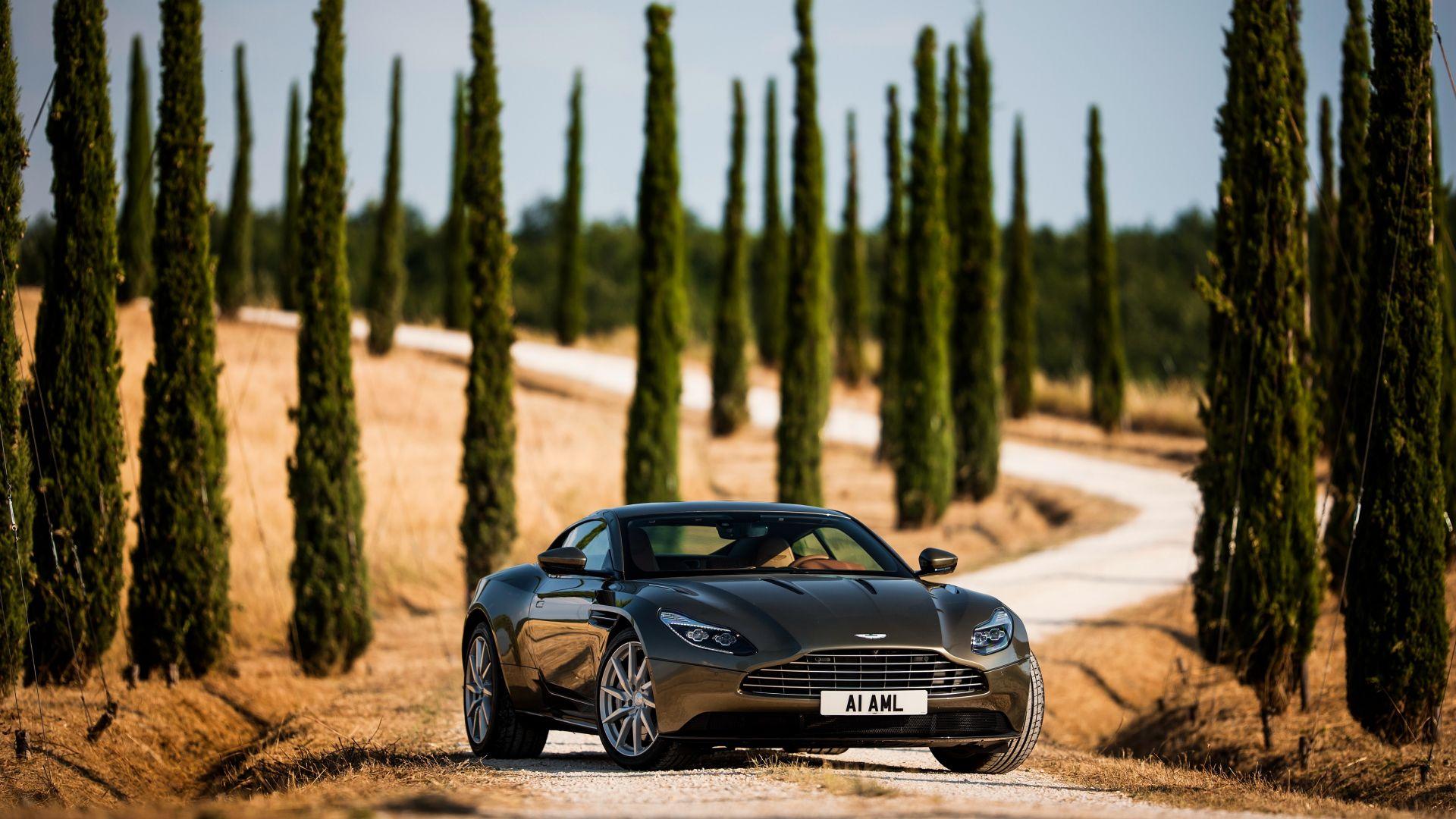 Wallpaper Aston martin DB1 car