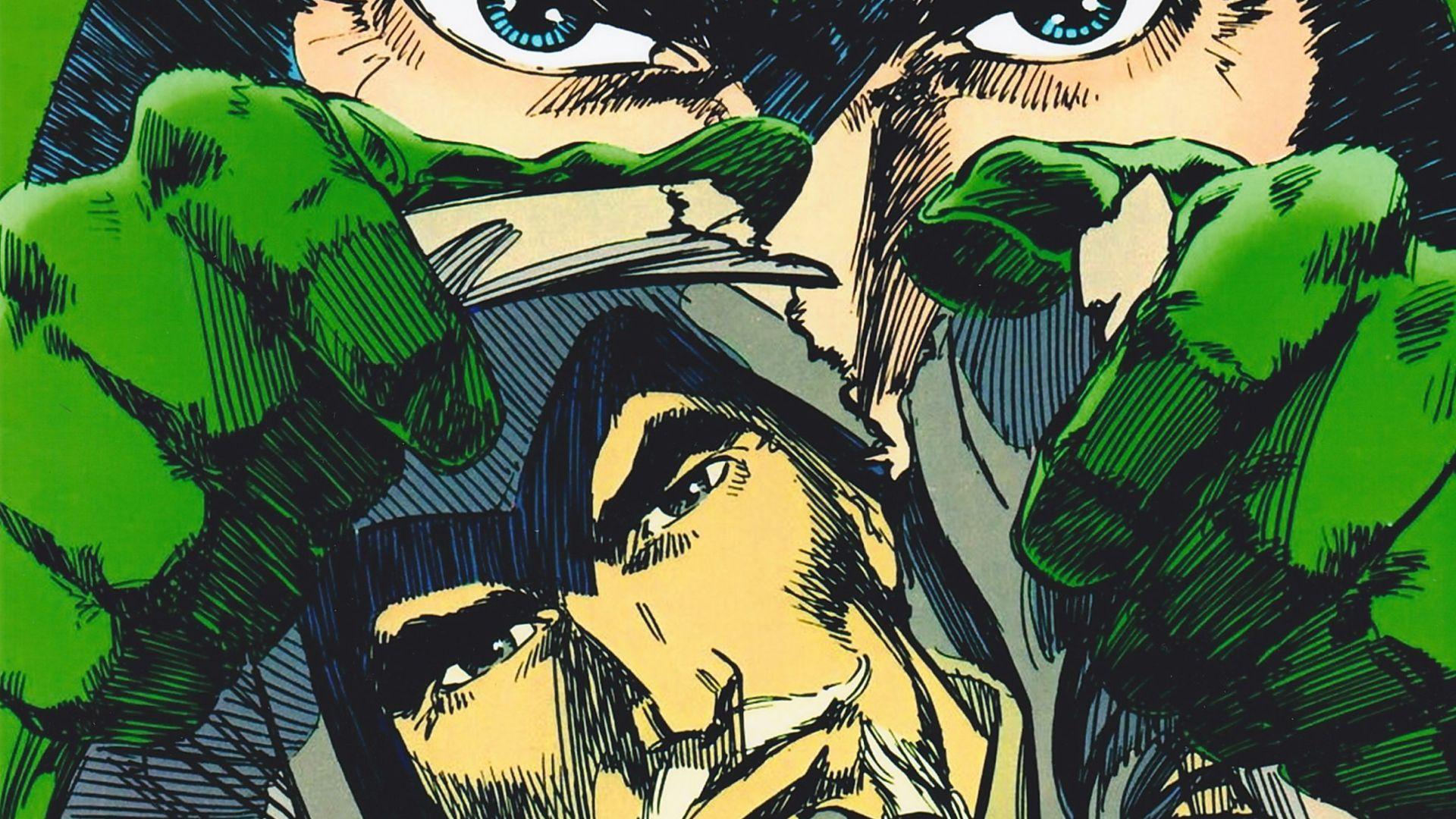 Superhero, green arrow, dc comics