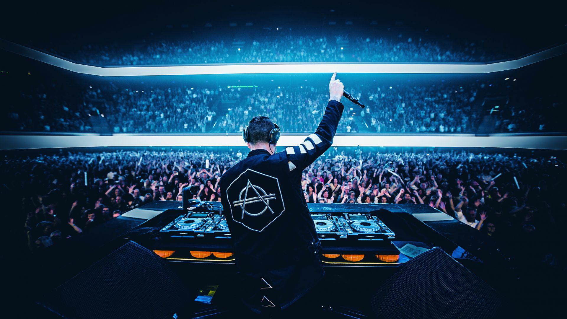 Don Diablo, Dutch DJ, music, party Wallpaper