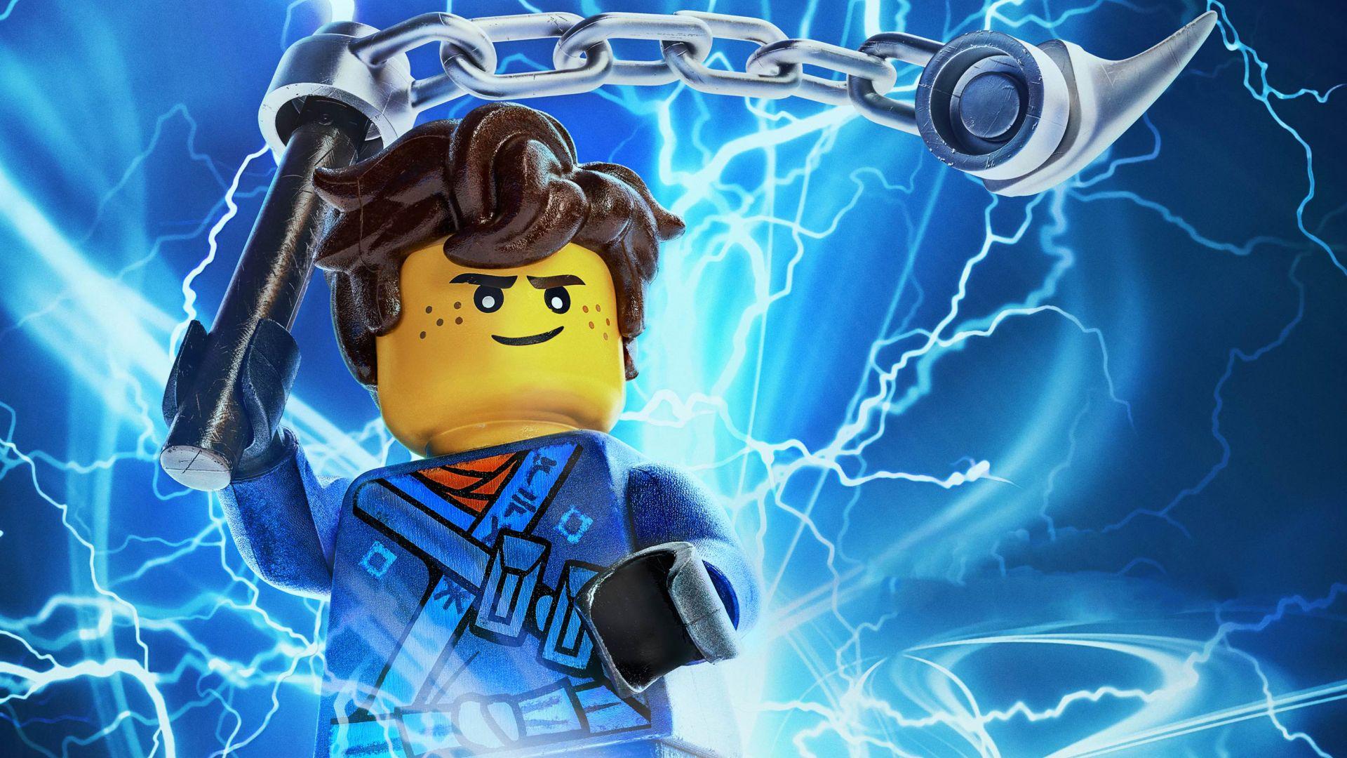 Wallpaper Jay Be, The Lego Ninjago Movie, animation movie, Ninja, warrior