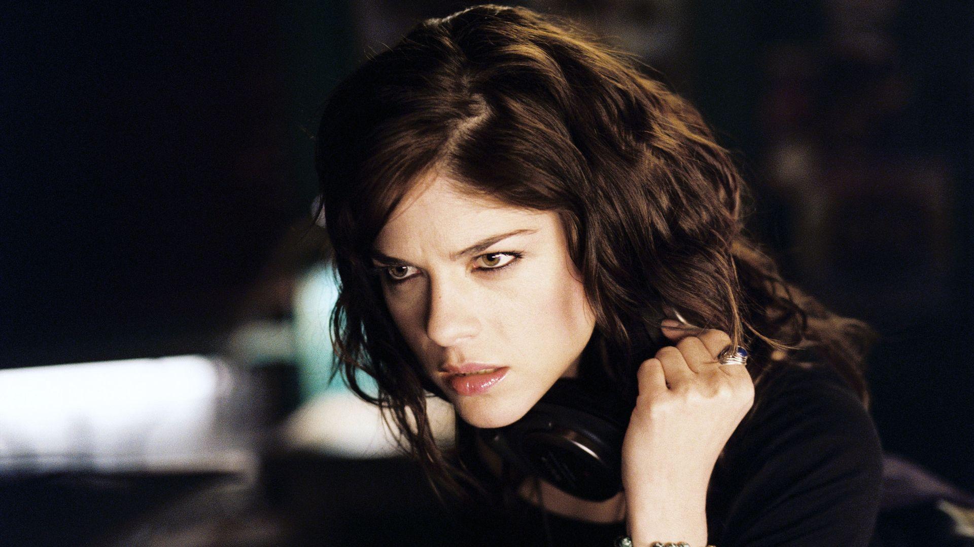 Wallpaper Selma Blair, actress, face, celebrity