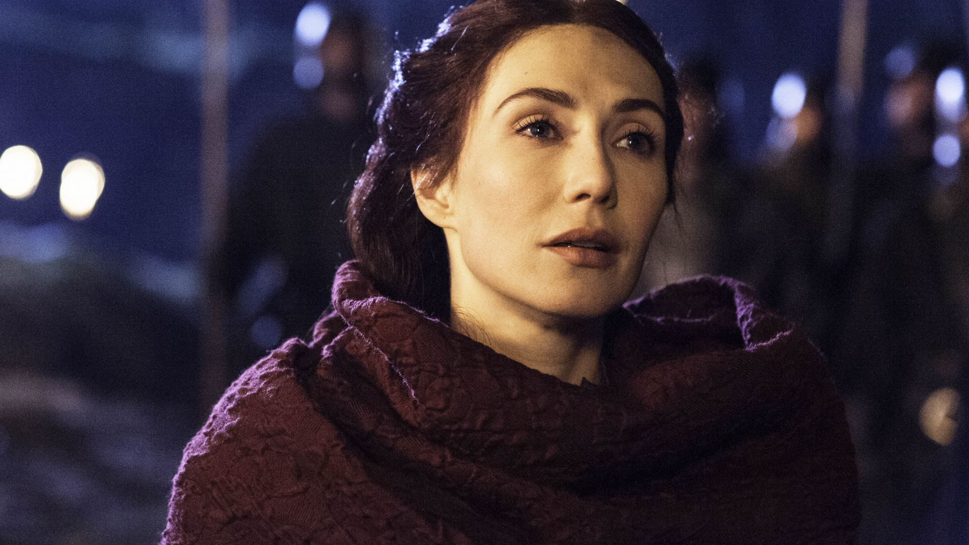 Game of Thrones: What Its Like to Be Melisandre the Red