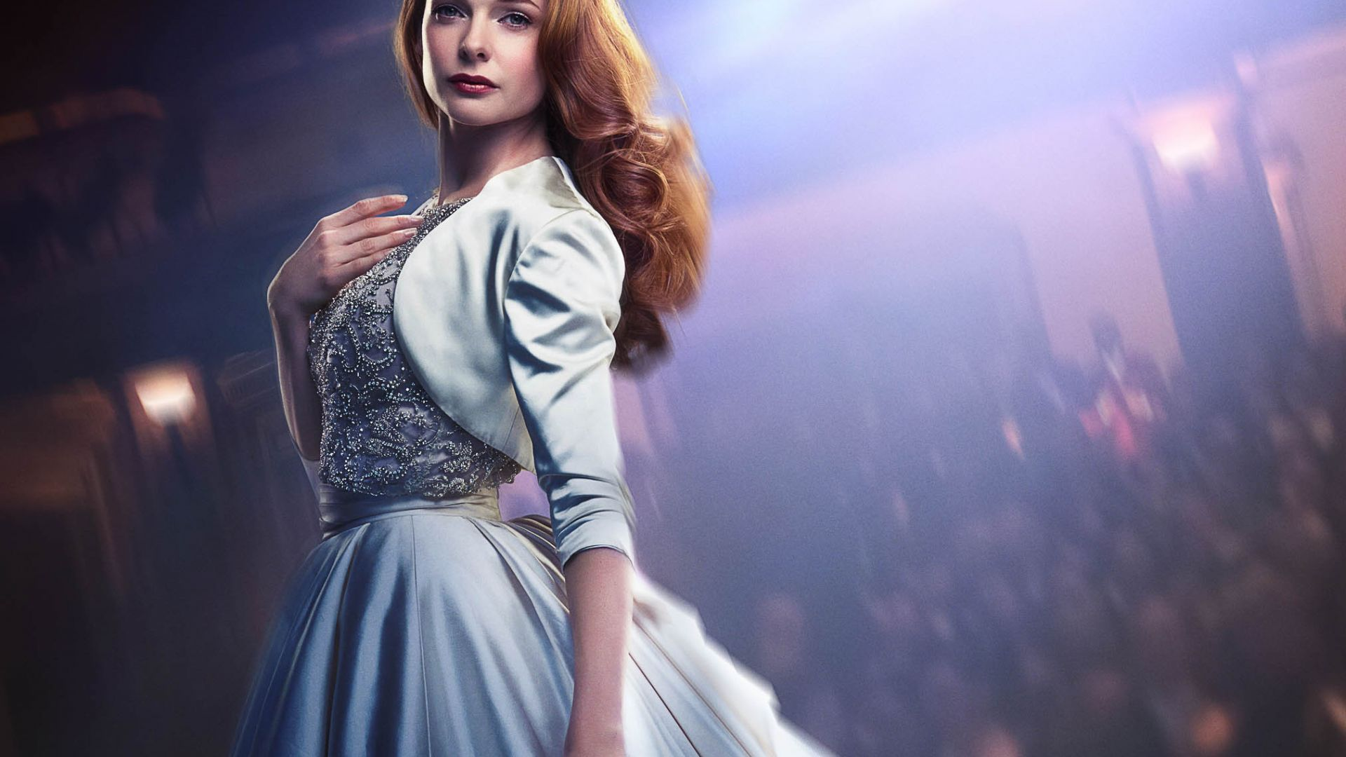 Desktop Wallpaper Rebecca Ferguson, Movie, Actress, The ...