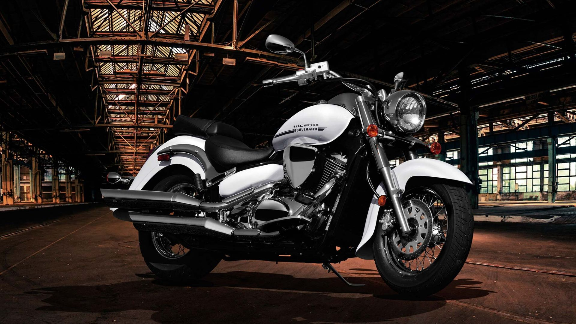 Wallpaper 2017 Suzuki Boulevard C50, motorcycle