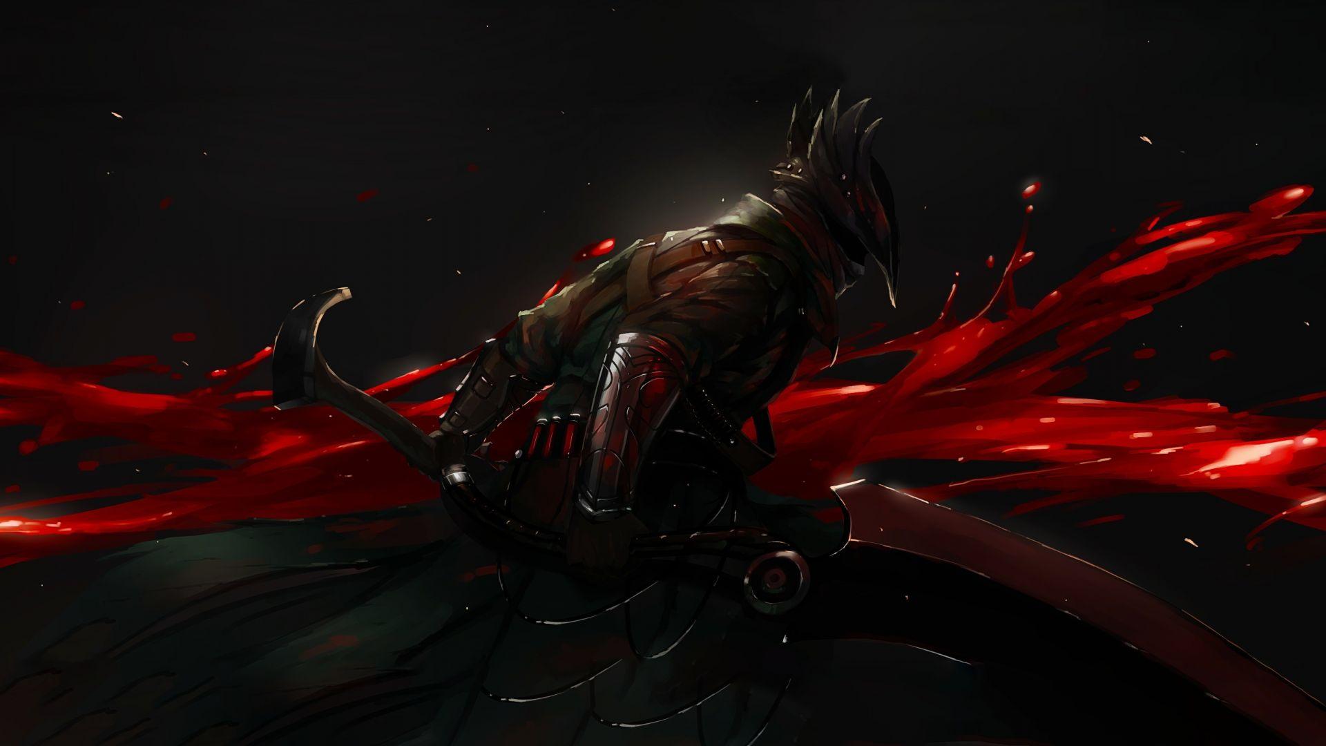 Bloodborne Hd Wallpaper 3
