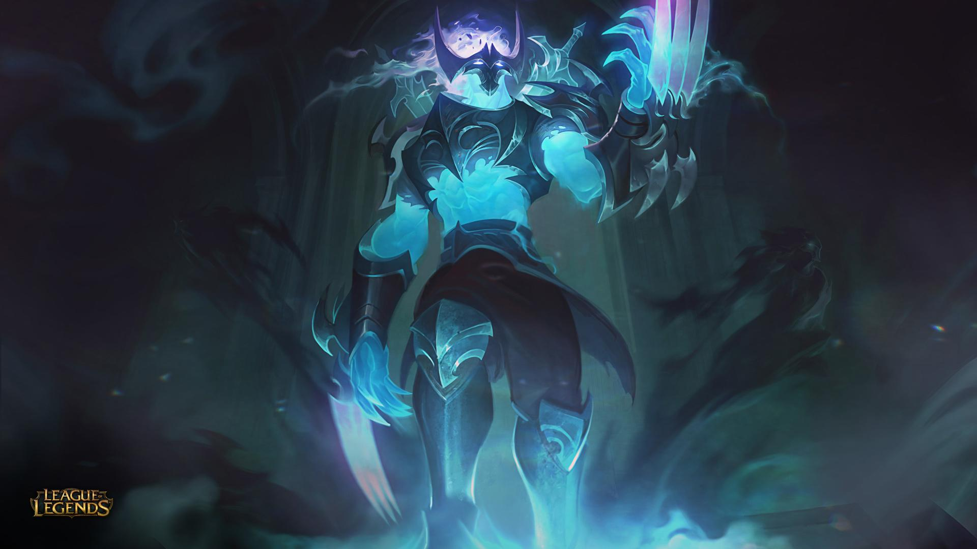 Wallpaper Zed, league of legends, online game