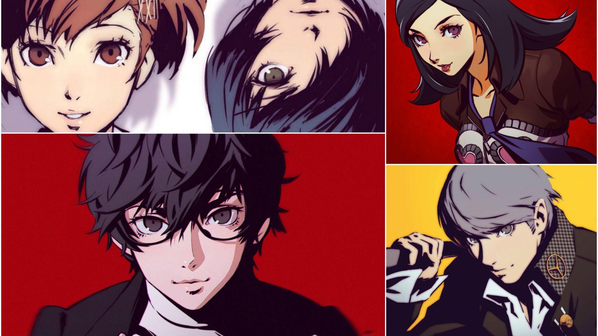 Persona 3 Wallpaper 4k: Desktop Wallpaper Persona 5, Anime, Video Game, 4k, Hd