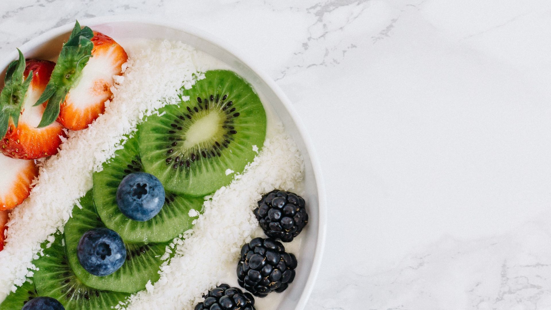 Wallpaper Fruits dish, food