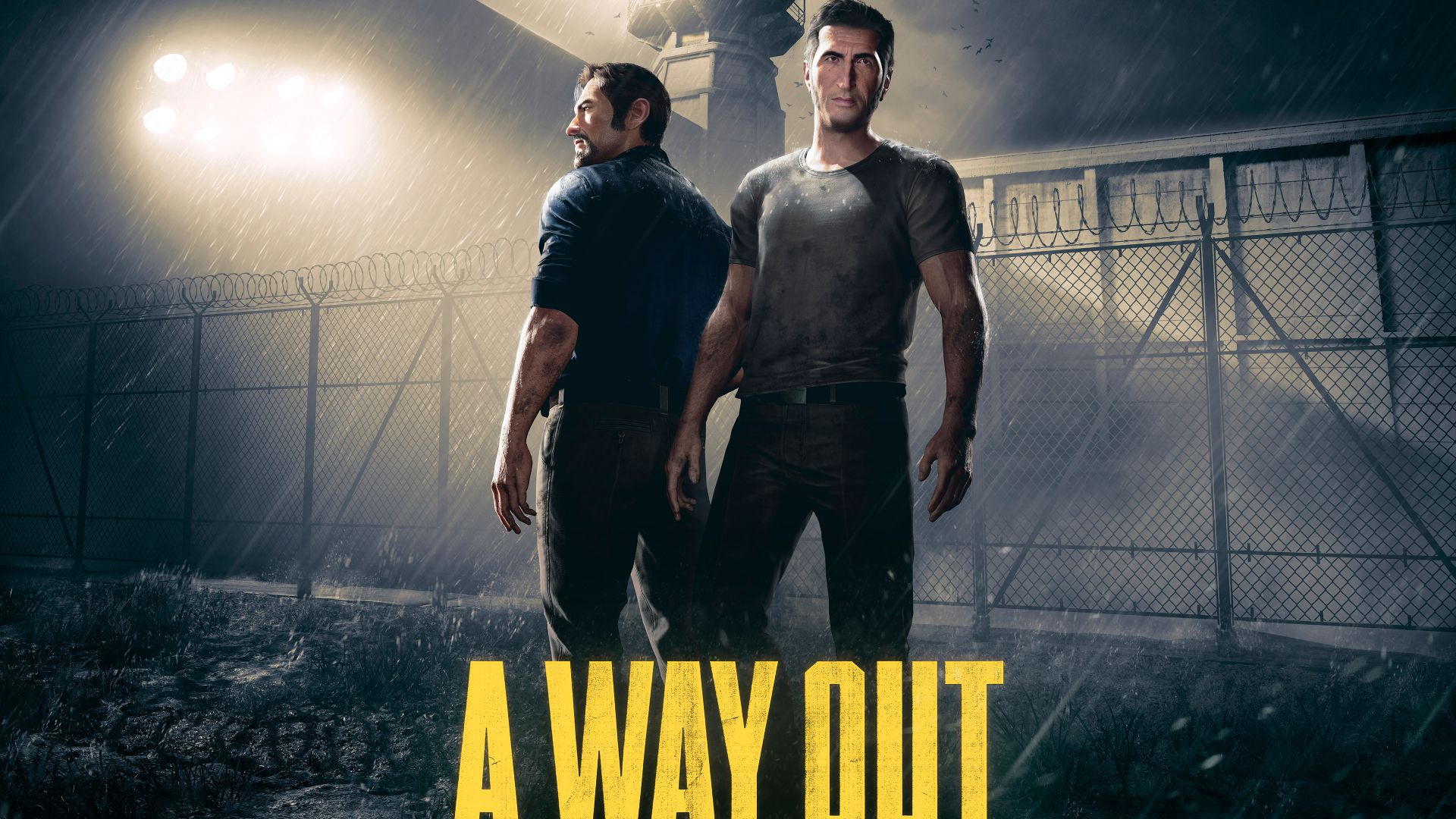 Wallpaper A Way Out, video game, 2018 game