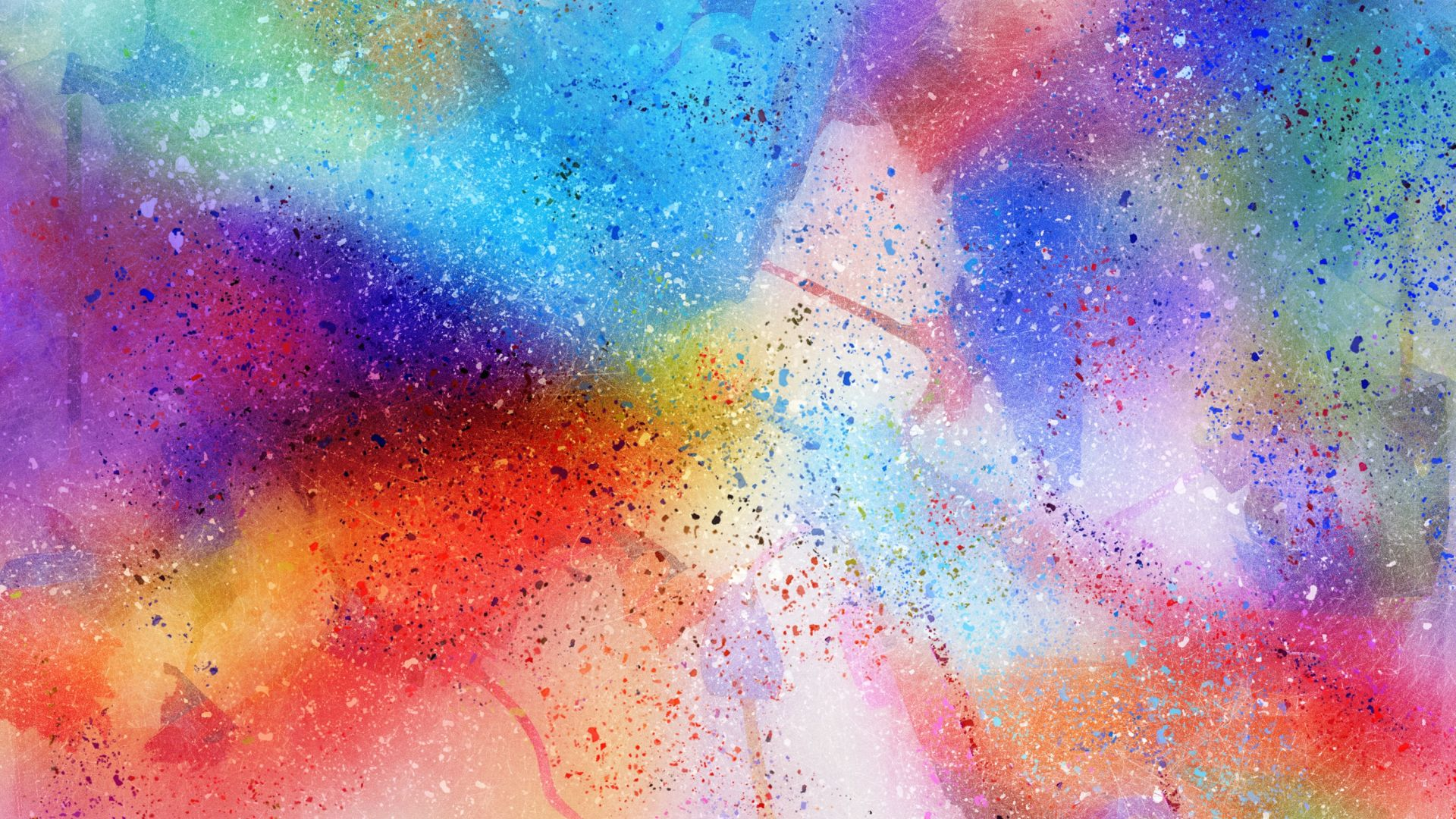 Abstract, colorful, surface