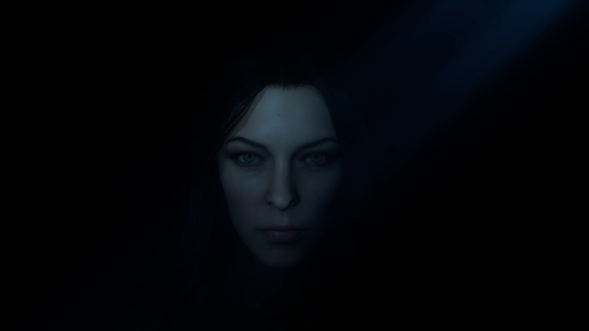 Wallpaper Middle-earth: Shadow of War, girl warrior, face