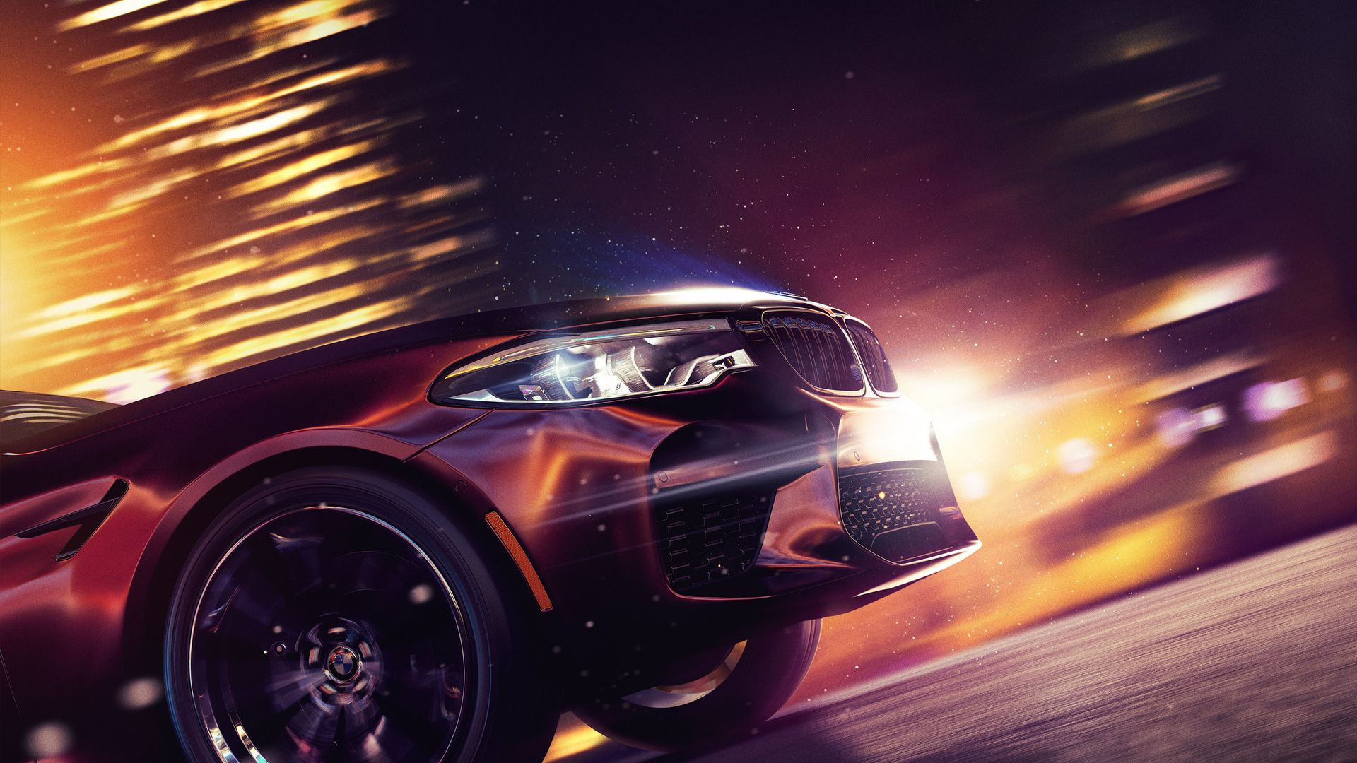 Wallpaper Need for speed payback, video game, wheel, poster