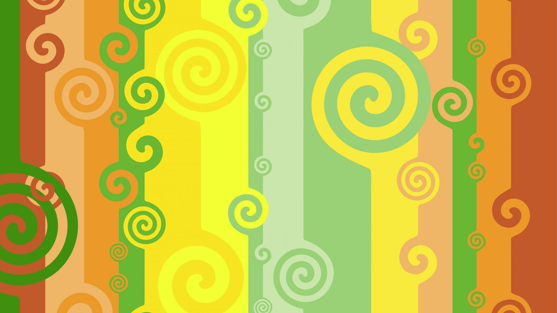 Wallpaper Rings, circles, abstract, colorful design, pattern