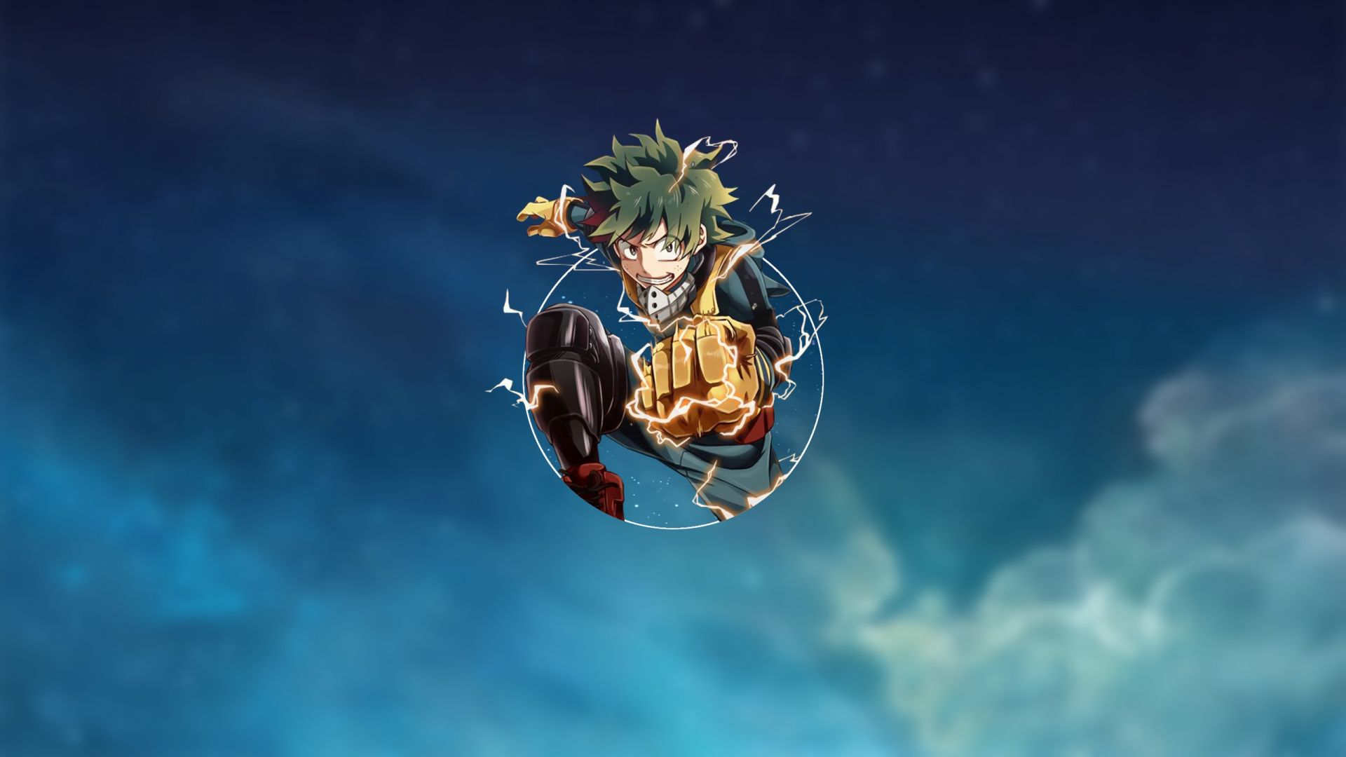 Desktop Wallpaper Izuku Midoriya, My Hero Academia, Anime, Anime Boy, Hd Image, Picture ...