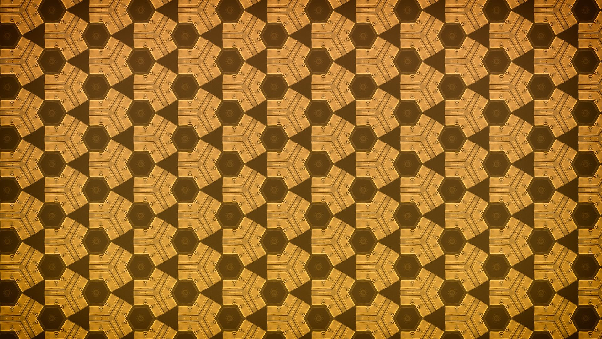 Wallpaper Triangles, hexagons, abstract, pattern