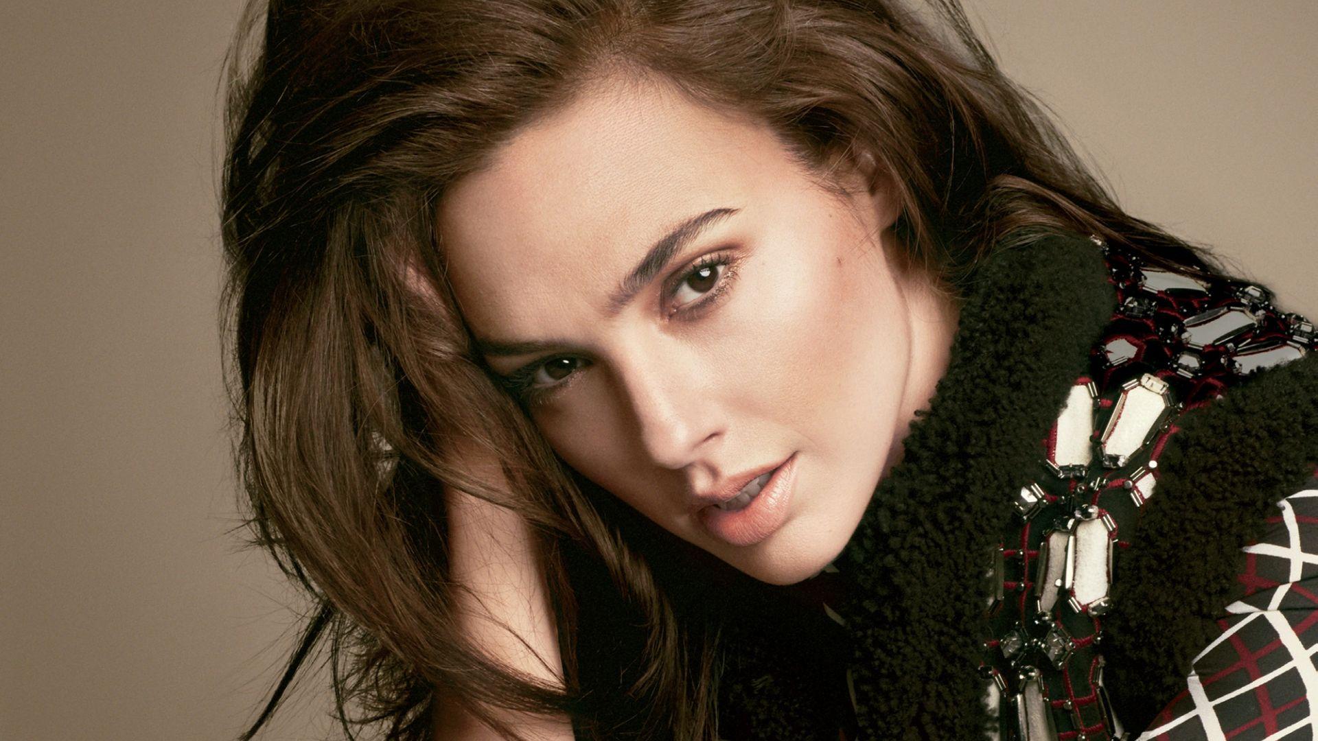 Wallpaper Gal Gadot, Israeli actress, beautiful