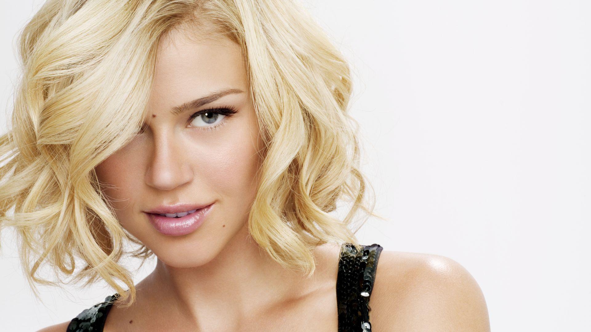 Wallpaper Adrianne Palicki, blonde celebrity