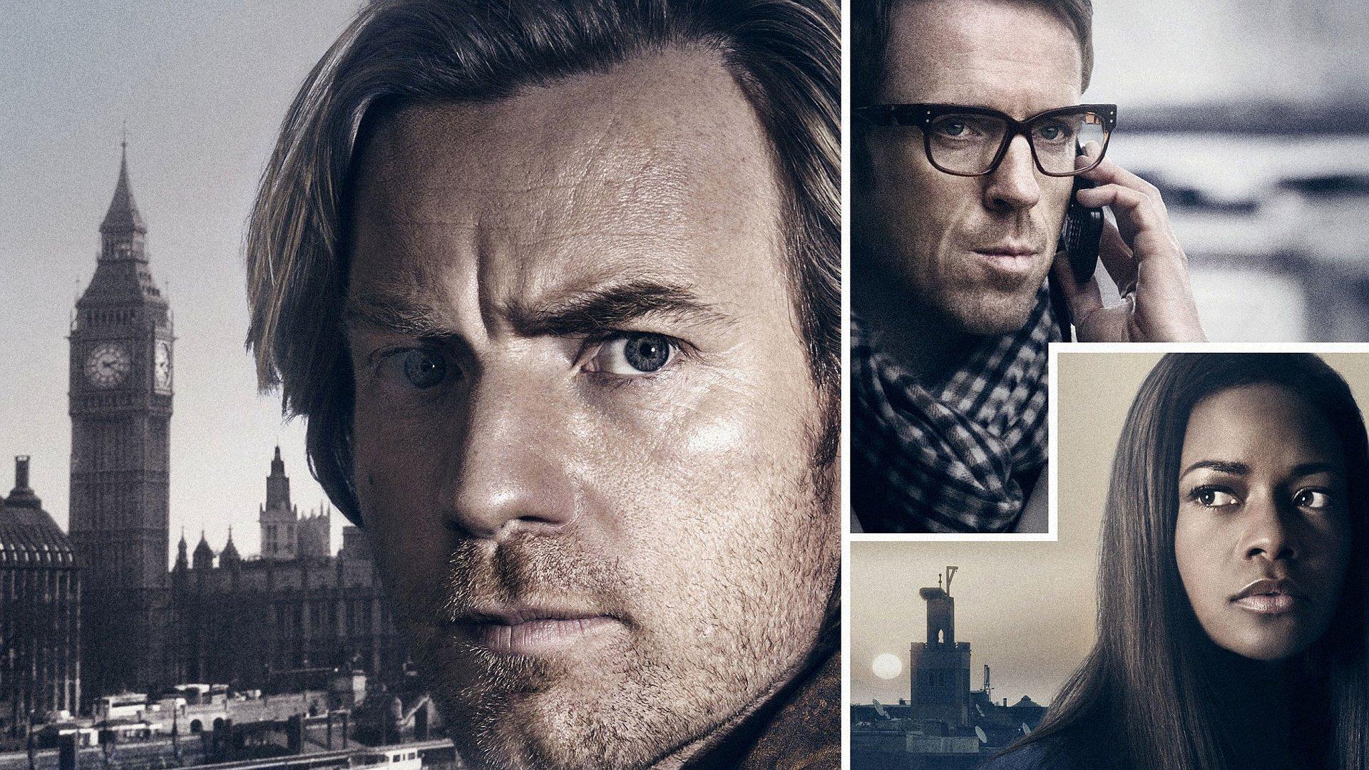 Wallpaper Our Kind of Traitor, 2016 movie, Ewan McGregor