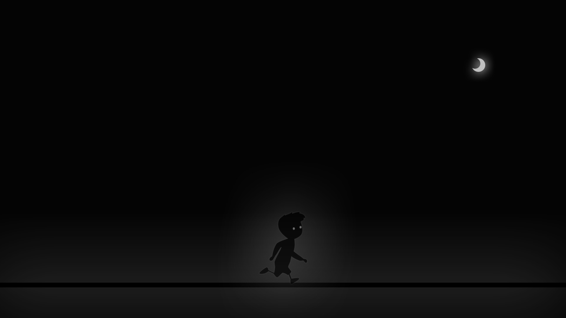 Wallpaper Limbo video game