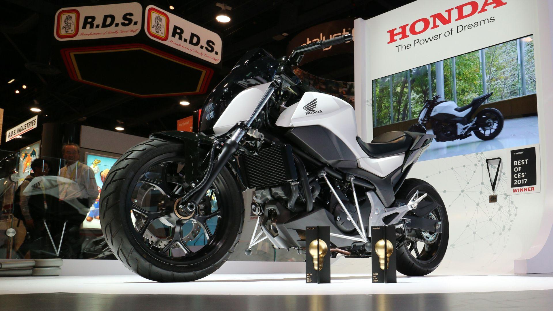 Wallpaper Honda motorcycle 2017