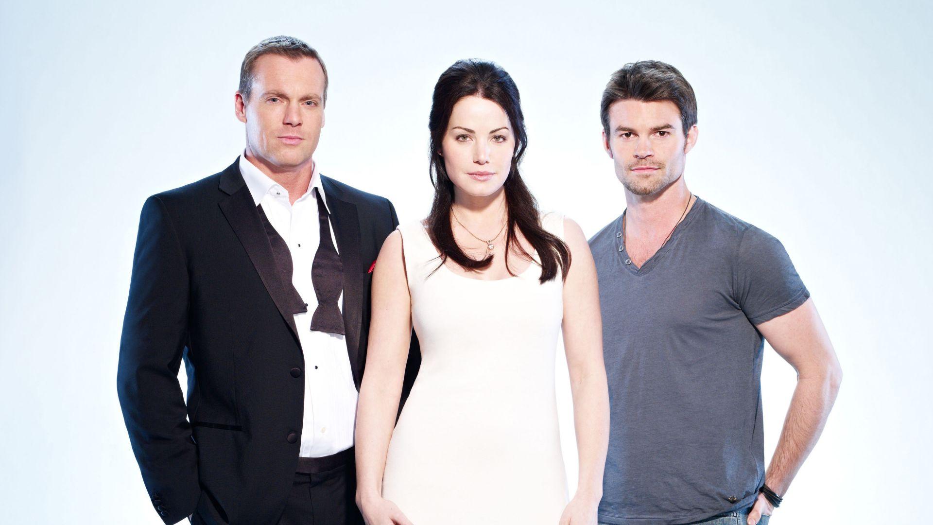 Wallpaper Saving Hope, TV show, cast