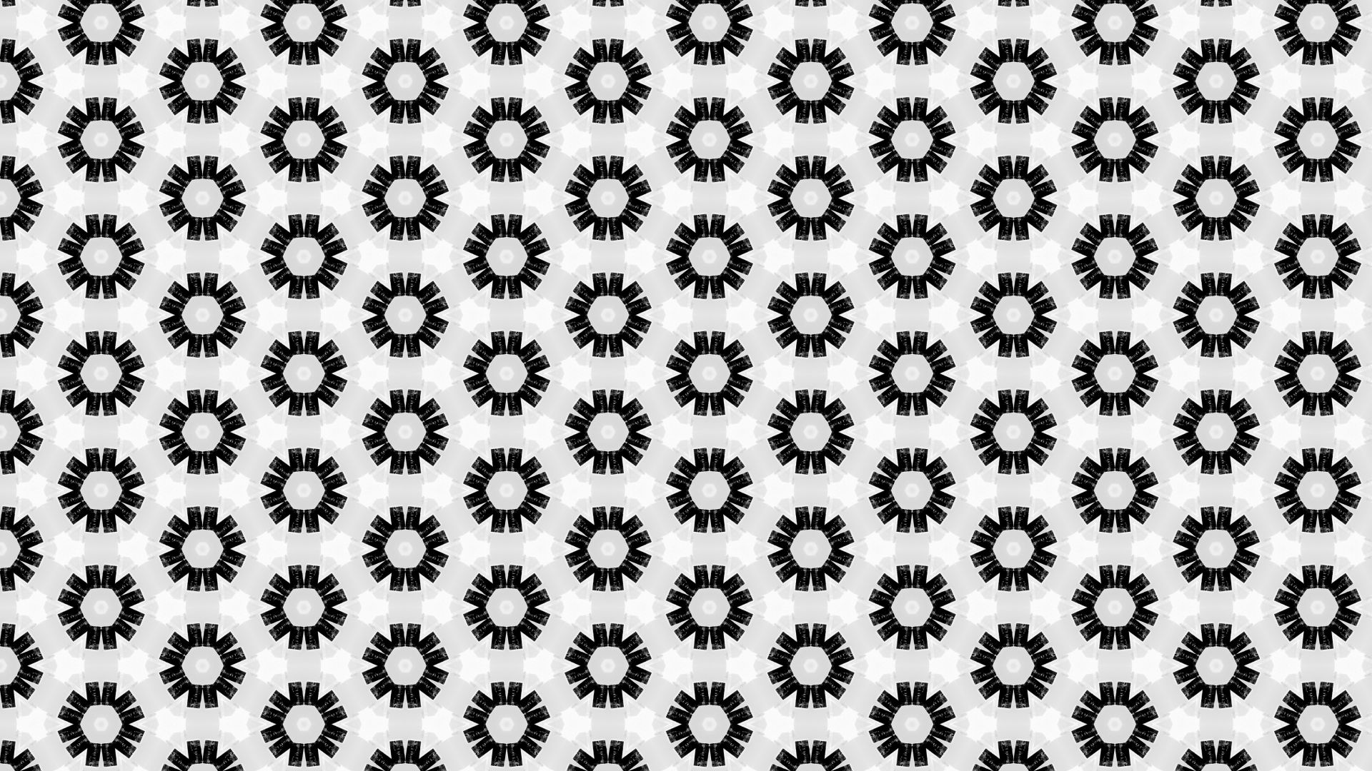Wallpaper Circles, pattern, abstract, monochrome