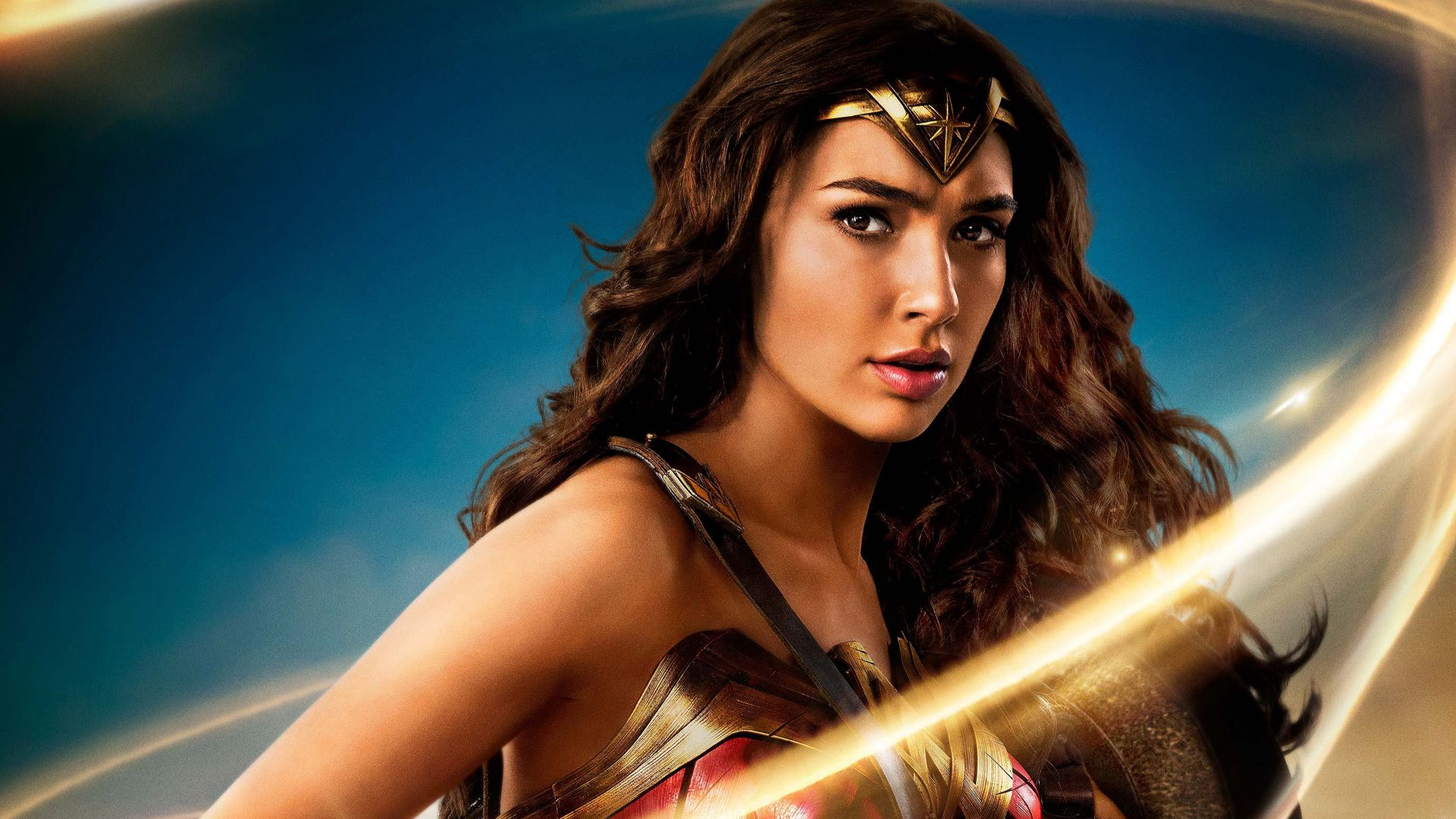 Desktop Wallpaper Gal Gadot Wonder Woman Movie New Poster 4k Hd