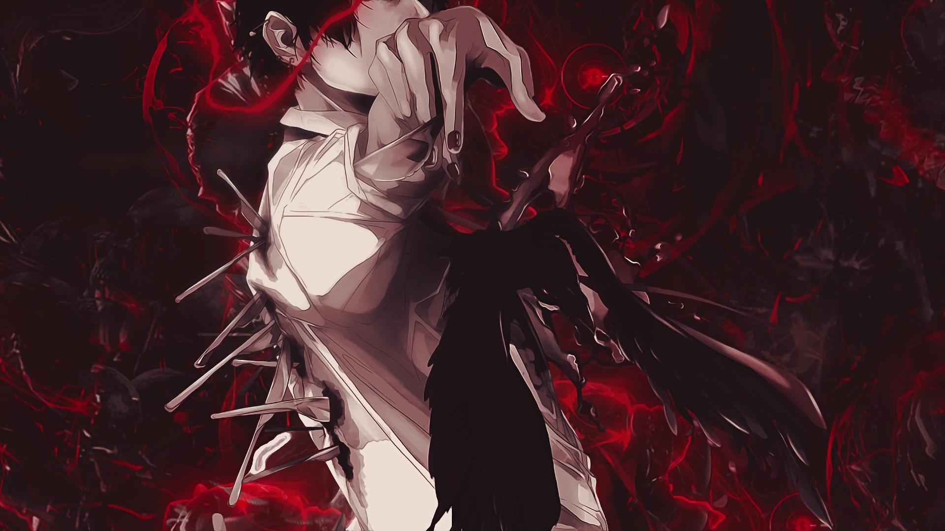 Zankyou No Terror anime boy wallpaper