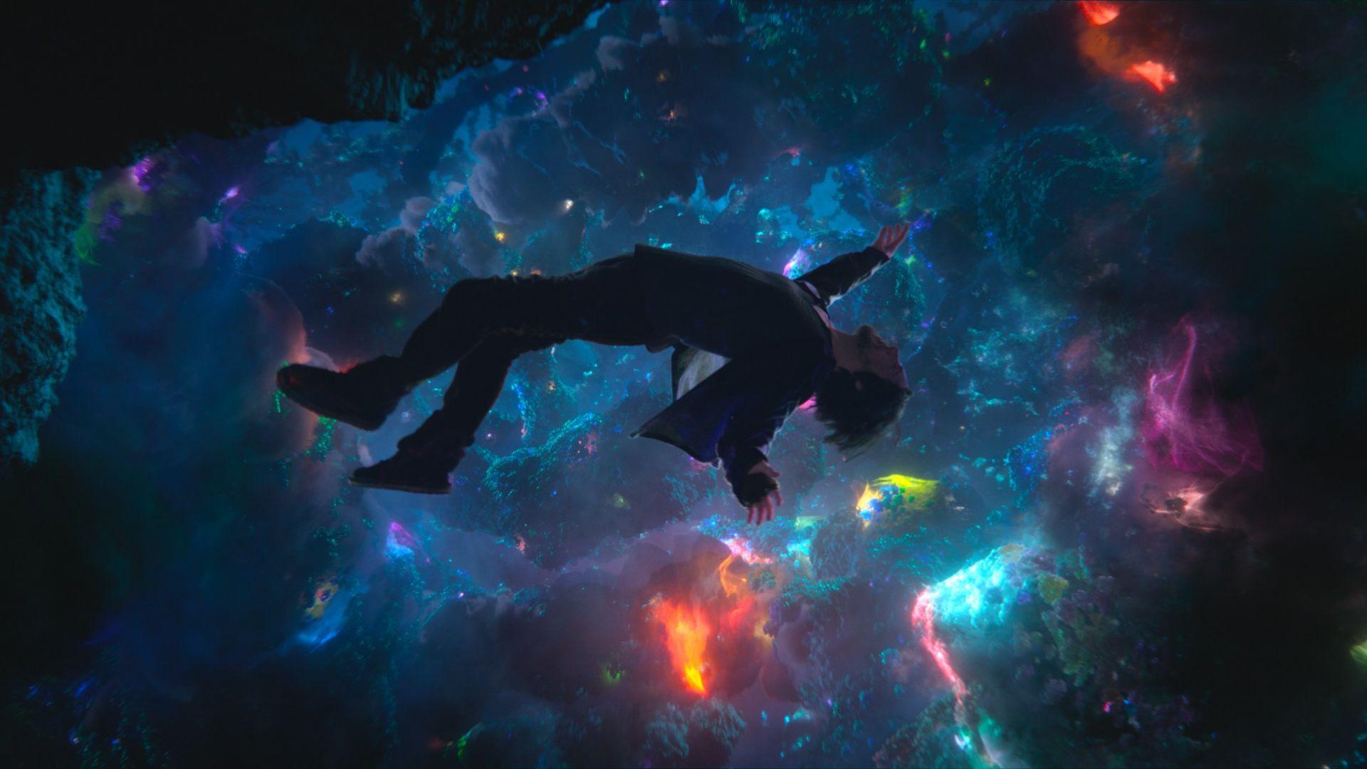 Wallpaper Doctor strange movie, space